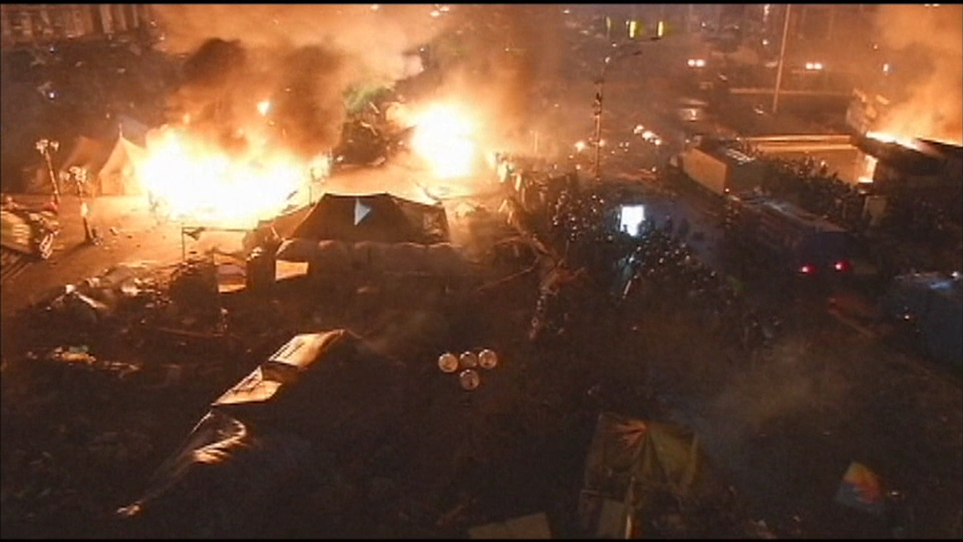 What Are Ukrainians Fighting For? 5 Things to Know About Unrest