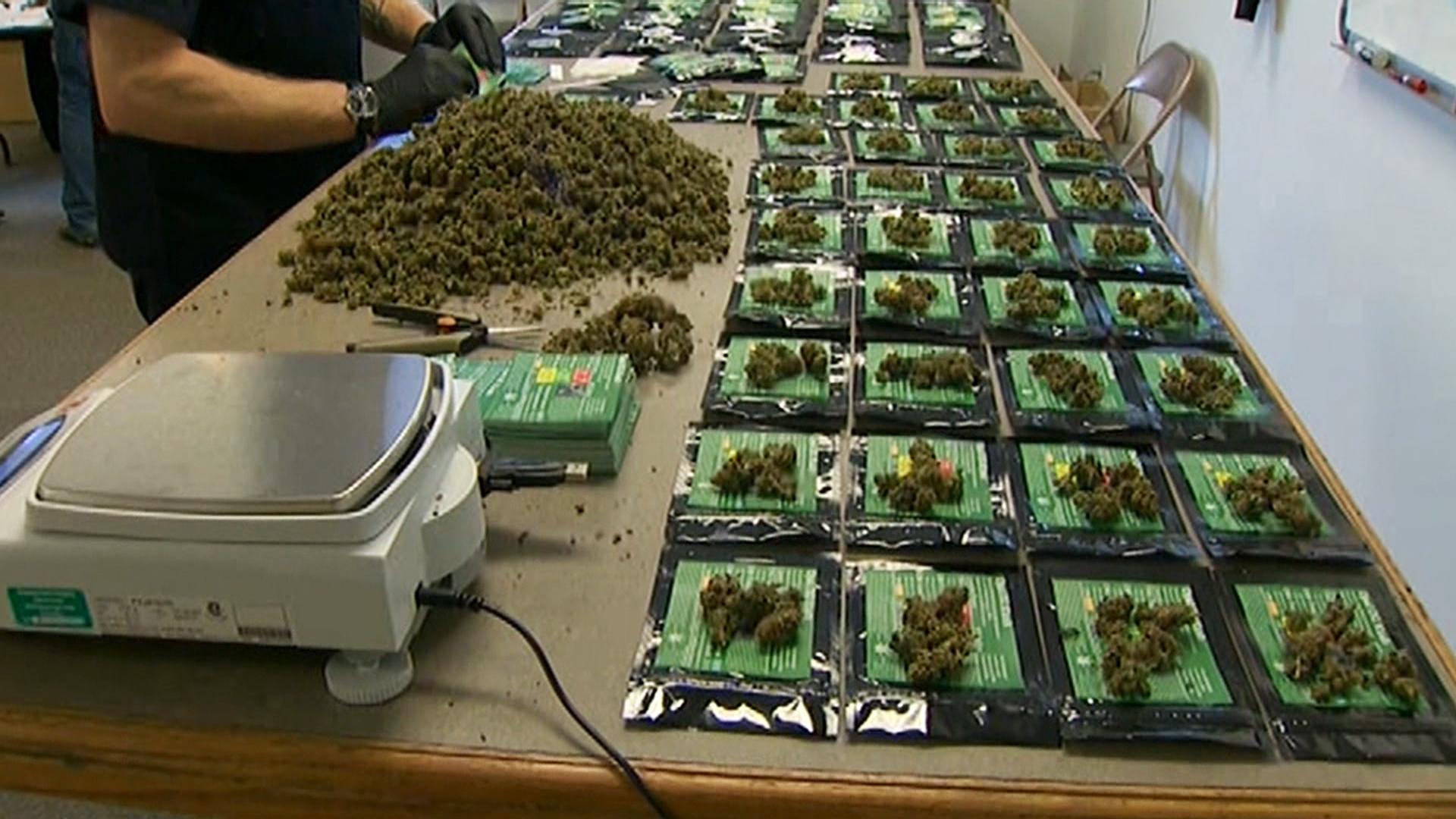 Washington State's First Legal Marijuana Shops Set to Open Amid Chaos