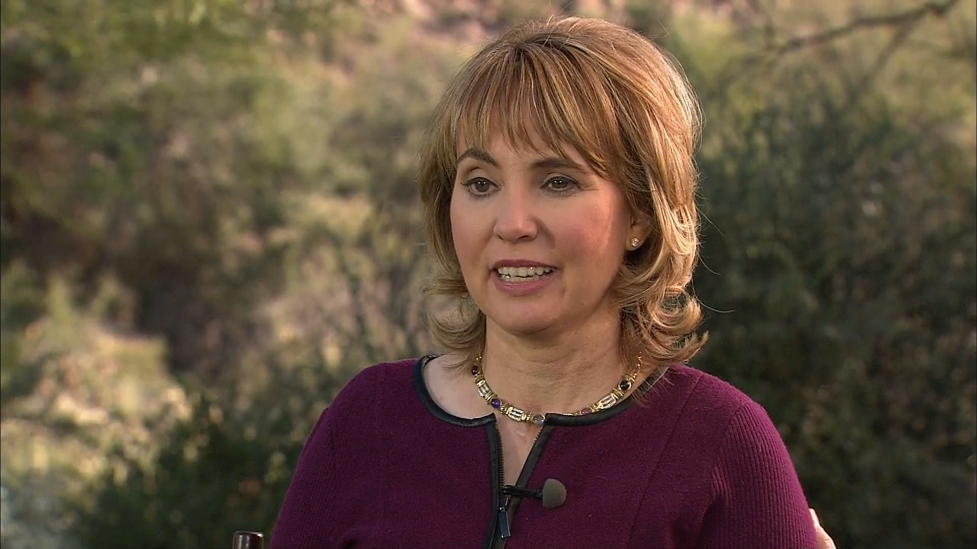 If Gabby Giffords Still Struggles To Speak How Can She Sing