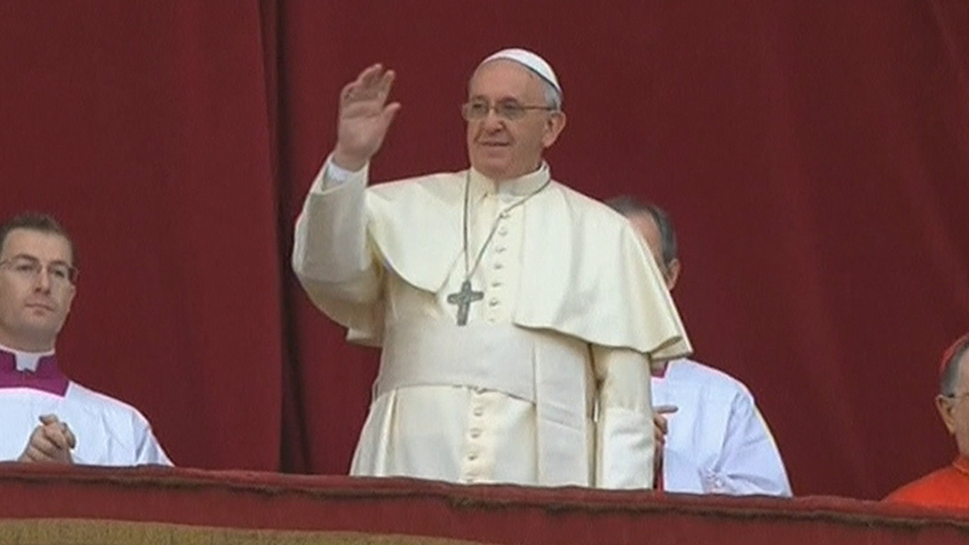 Pope Francis Begs Forgiveness for 'Evil' Sex Abuse by Priests