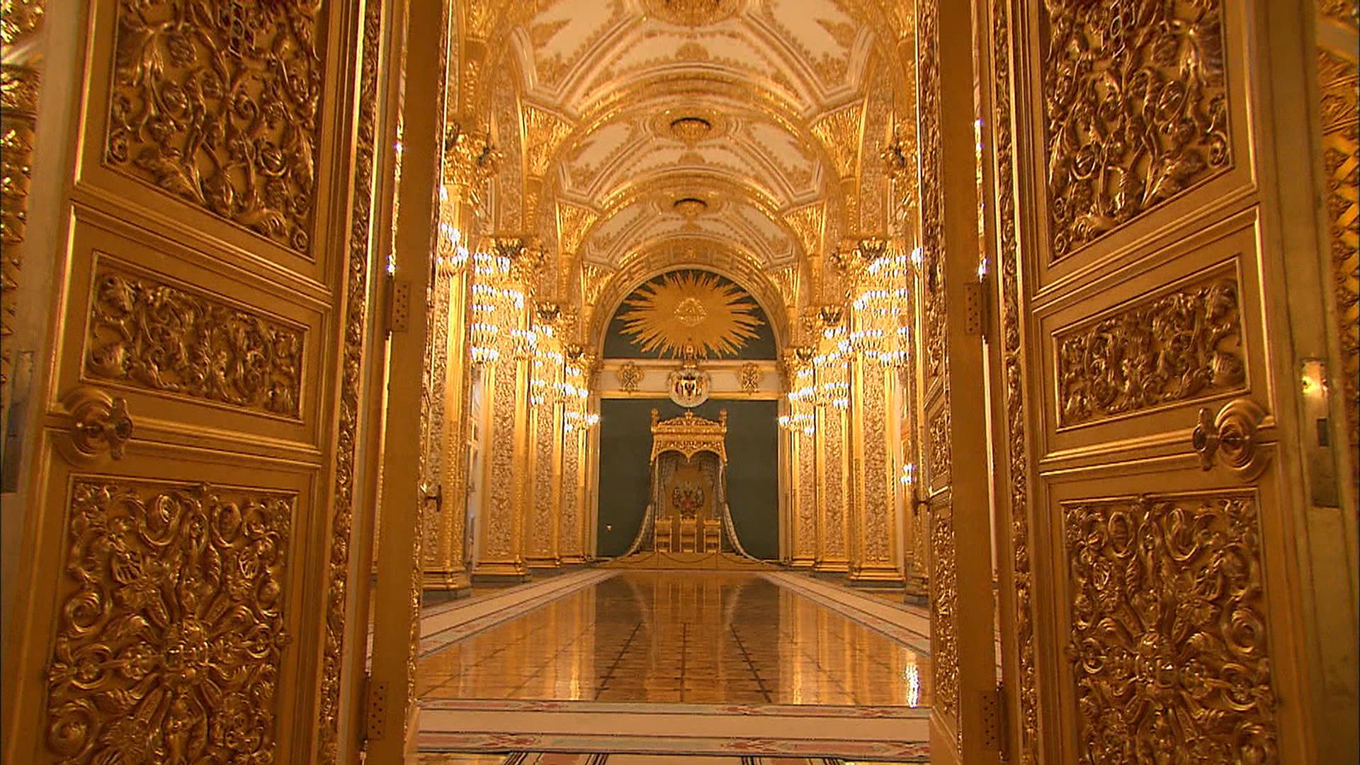 Take A Tour Inside Historic Kremlin Today Com
