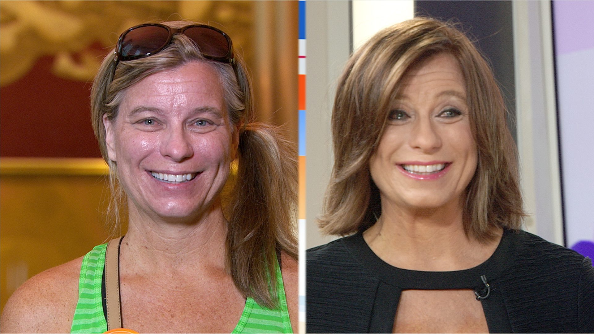Two women in their 40s get younger looks, thanks to Ambush