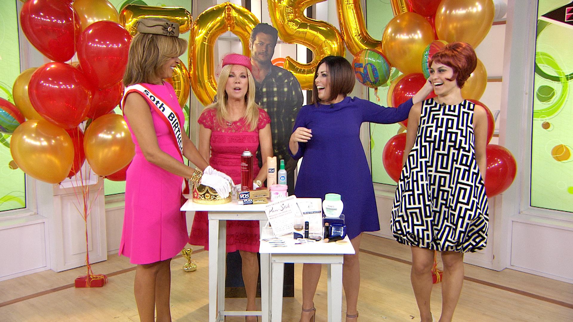 Bobbie's Buzz: Bobbie Thomas Shows Off Beauty Products
