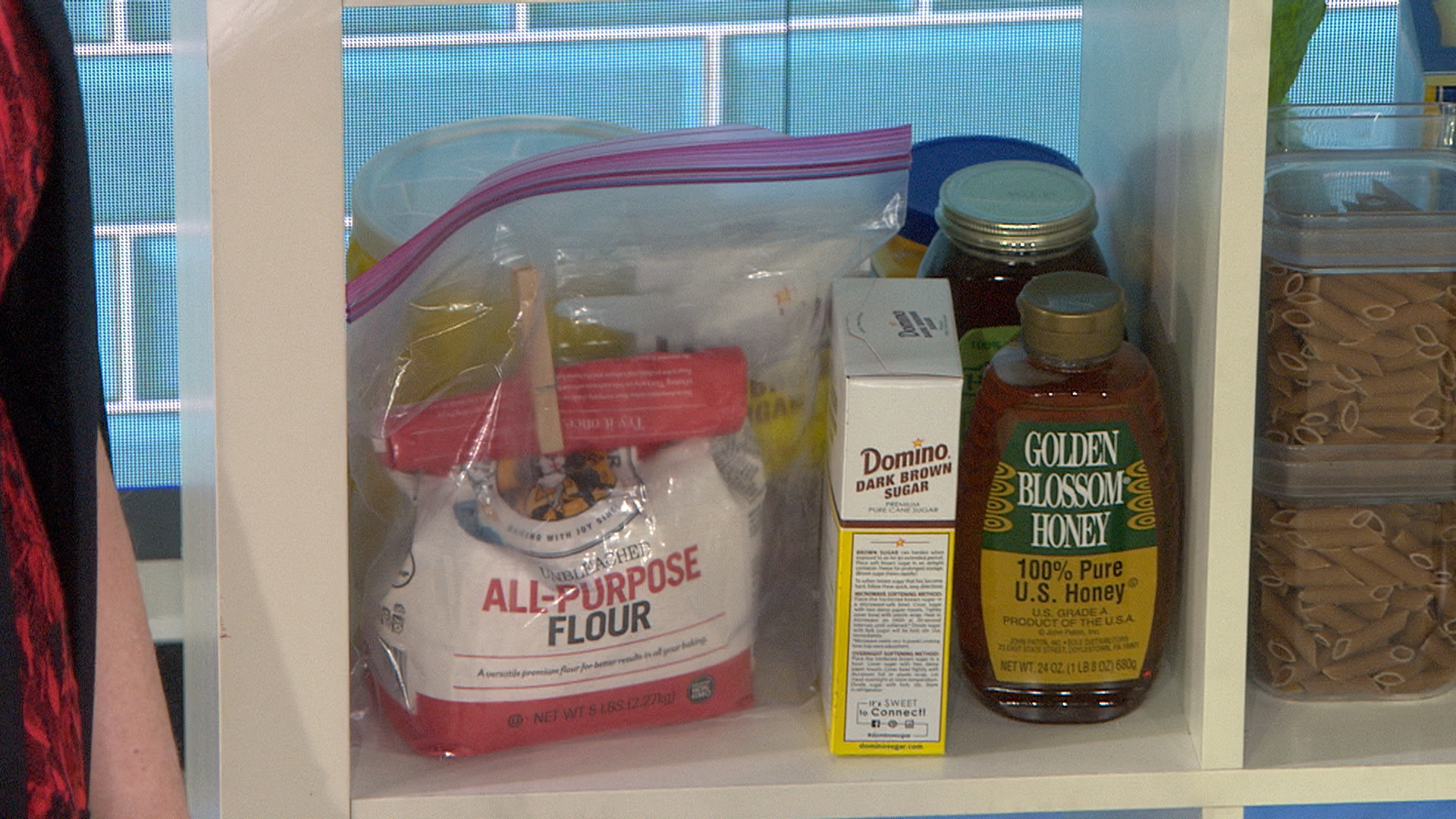 Madelyn Fernstrom shows how to clean up your pantry