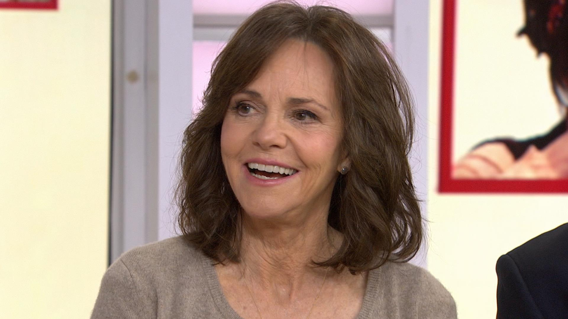 Sally Field: 'My Name Is Doris' character isn't a cougar - TODAY ... Kevin Costner