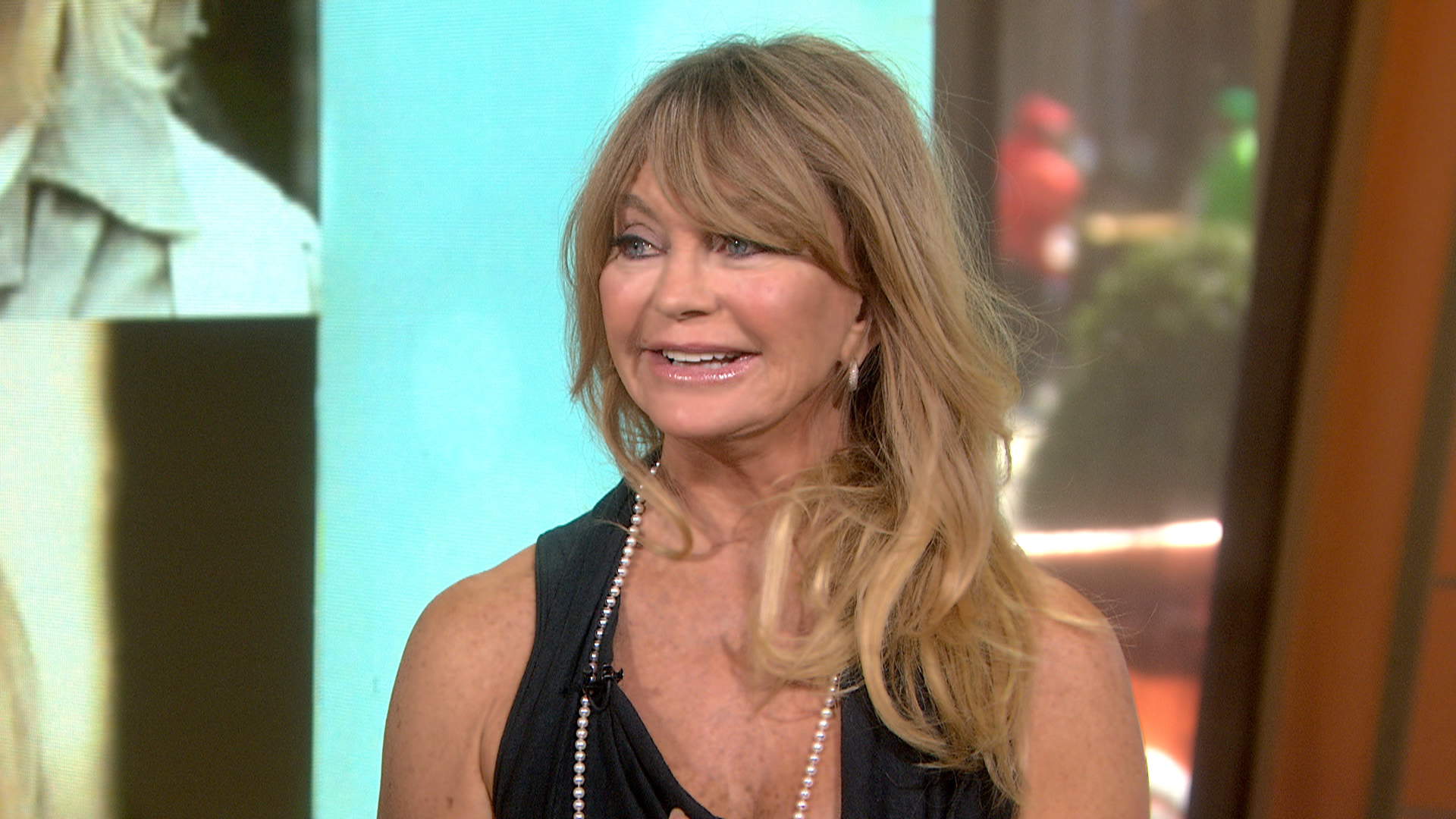 Goldie Hawn Today