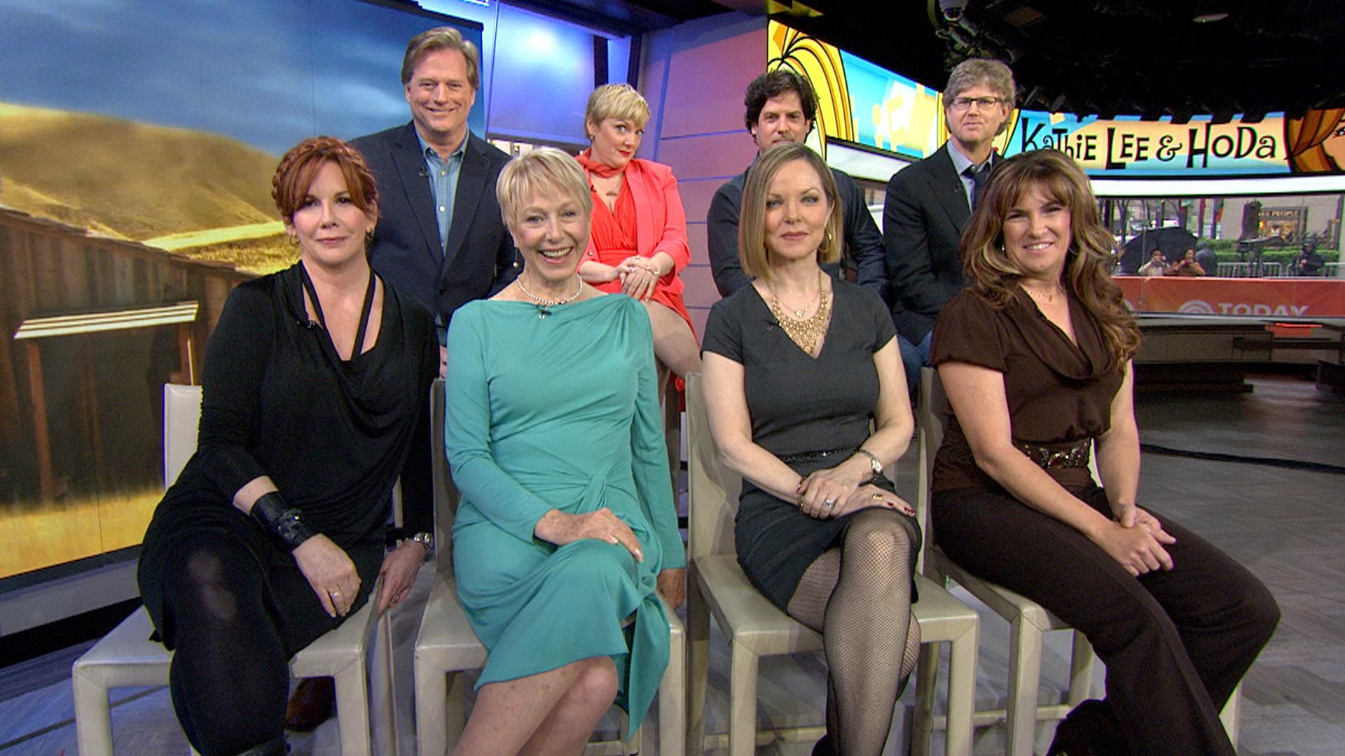 Garage Fun Cast : Little house on the prairie cast sheds tears talks