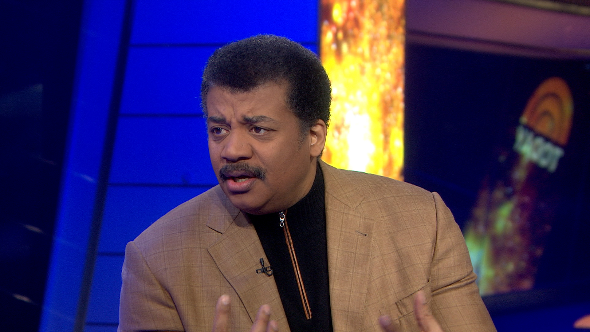 Neil deGrasse Tyson Says Space Ventures Will Spawn First Trillionaire