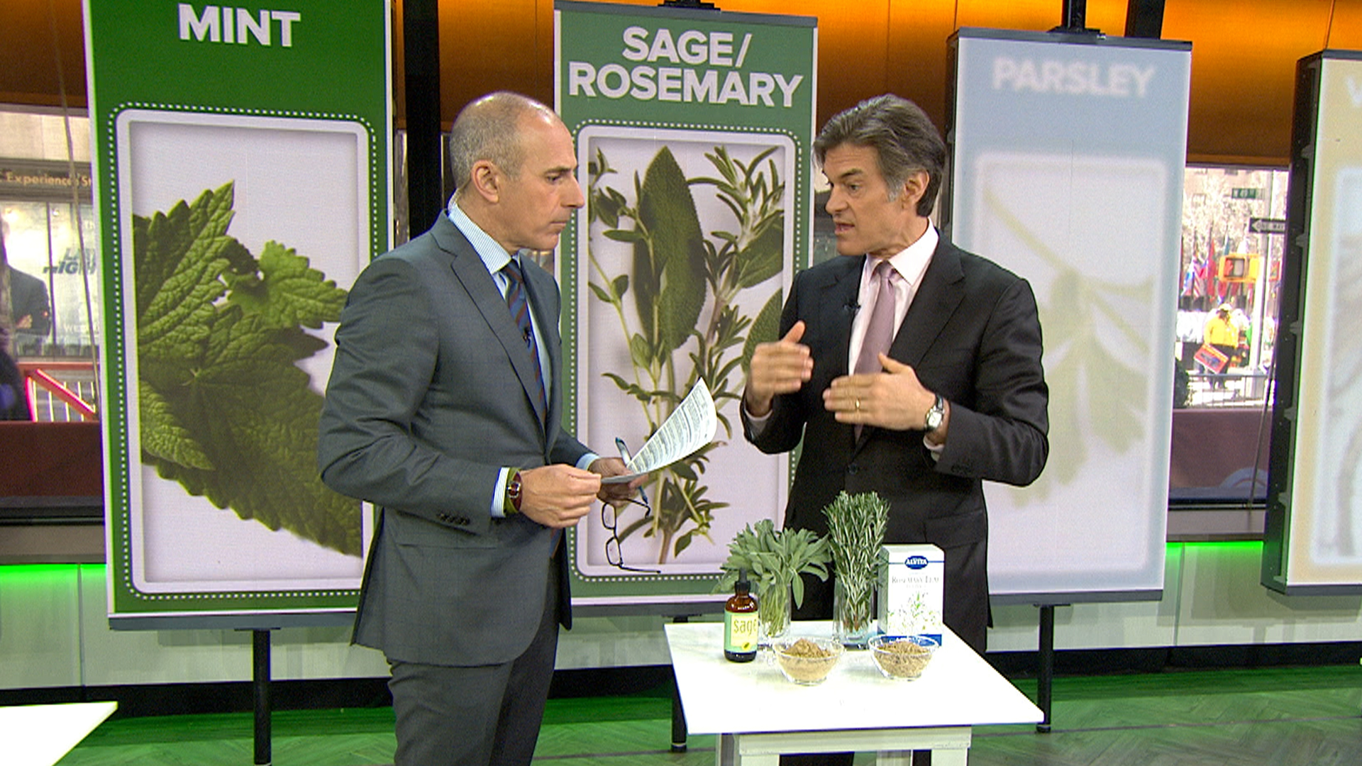 Herbal medicine goes mainstream: Breaking it down with Dr  Oz