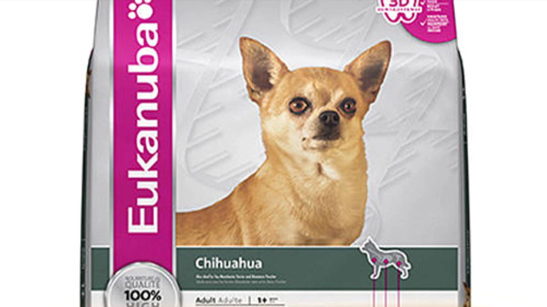 Eukanuba dry dog food