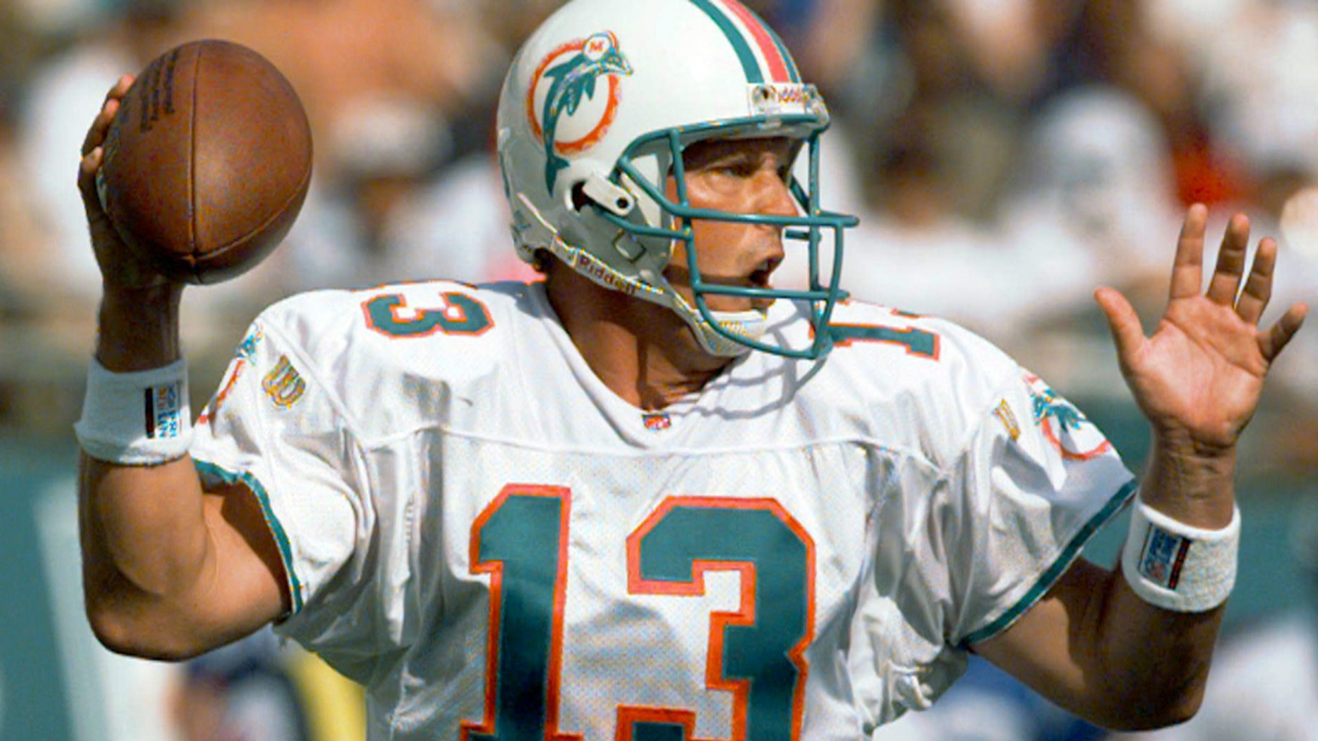 Dan Marino Wallpaper Dan Marino Withdrawing From