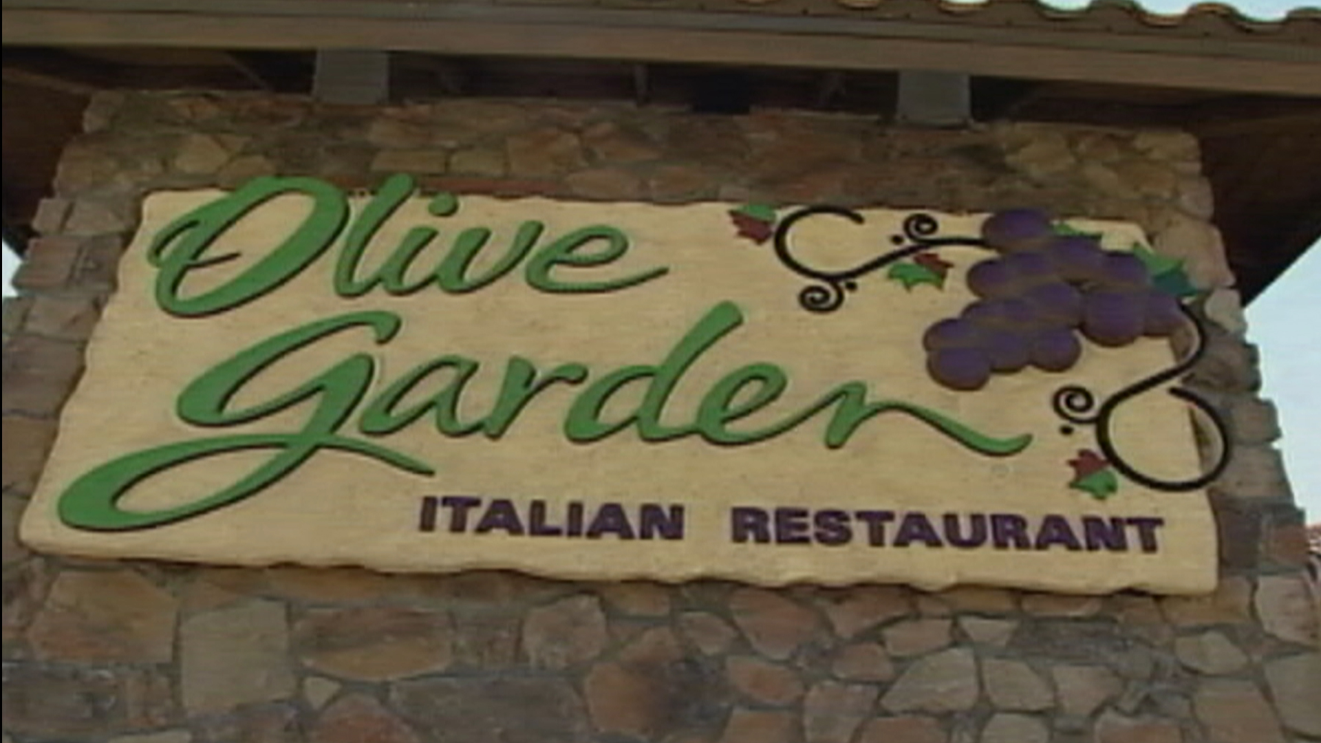 Olive Garden inspired the name of one couple\'s child