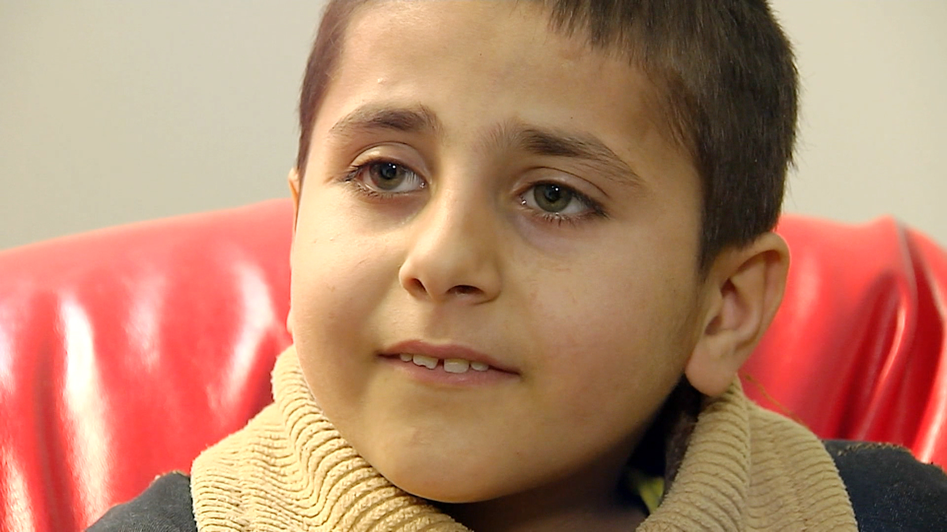 Syria's Children Suffering, Dying Three Years Into Conflict