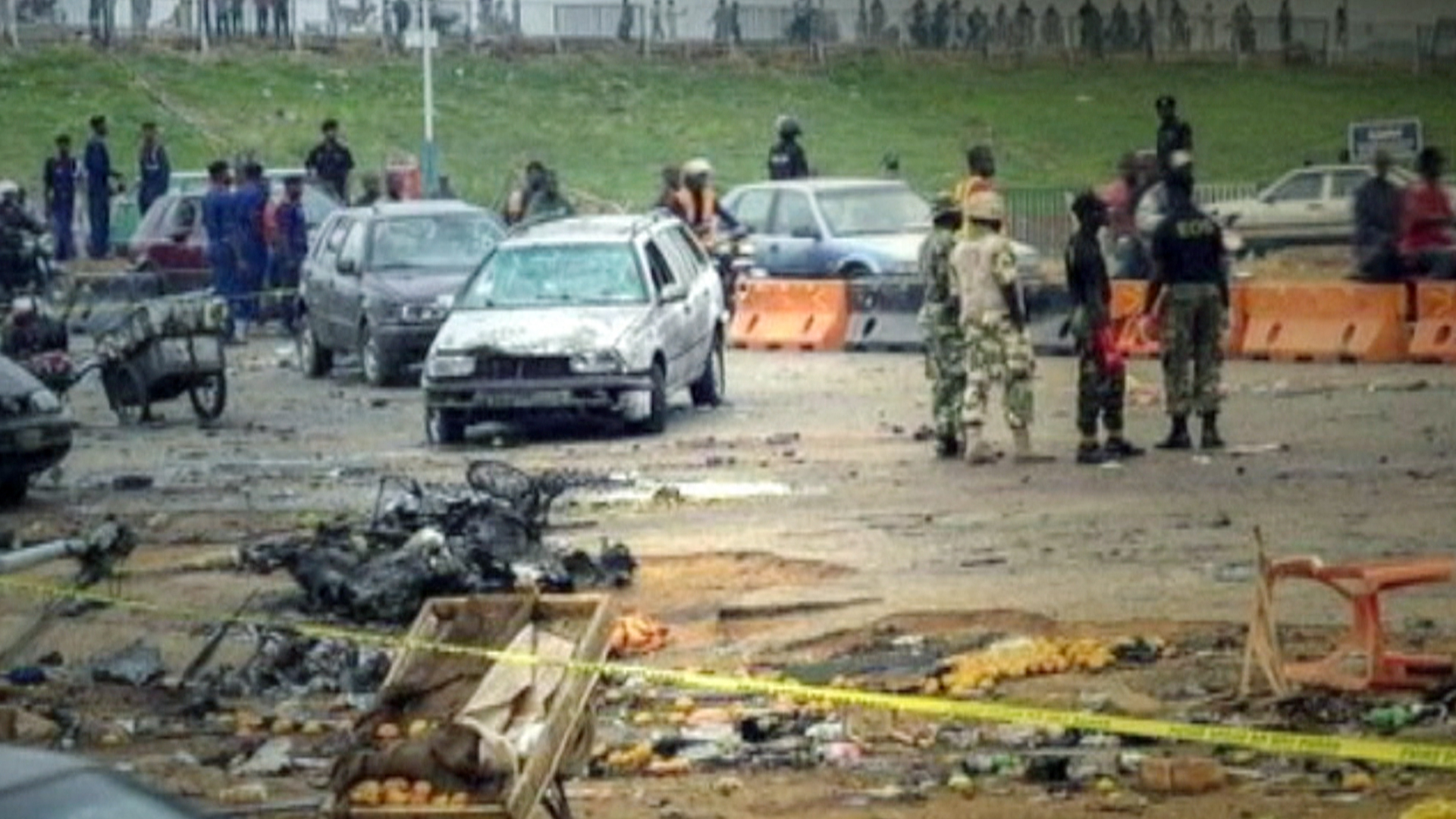 terrorism in nigeria A suicide bomber drove through the gates of the un headquarters in abuja, nigeria, just after 11 am on august 26 the car, strapped with a 100-pound bomb, accelerated up the long driveway and crashed into two security barriers near the building's reception area the explosion tore apart the.