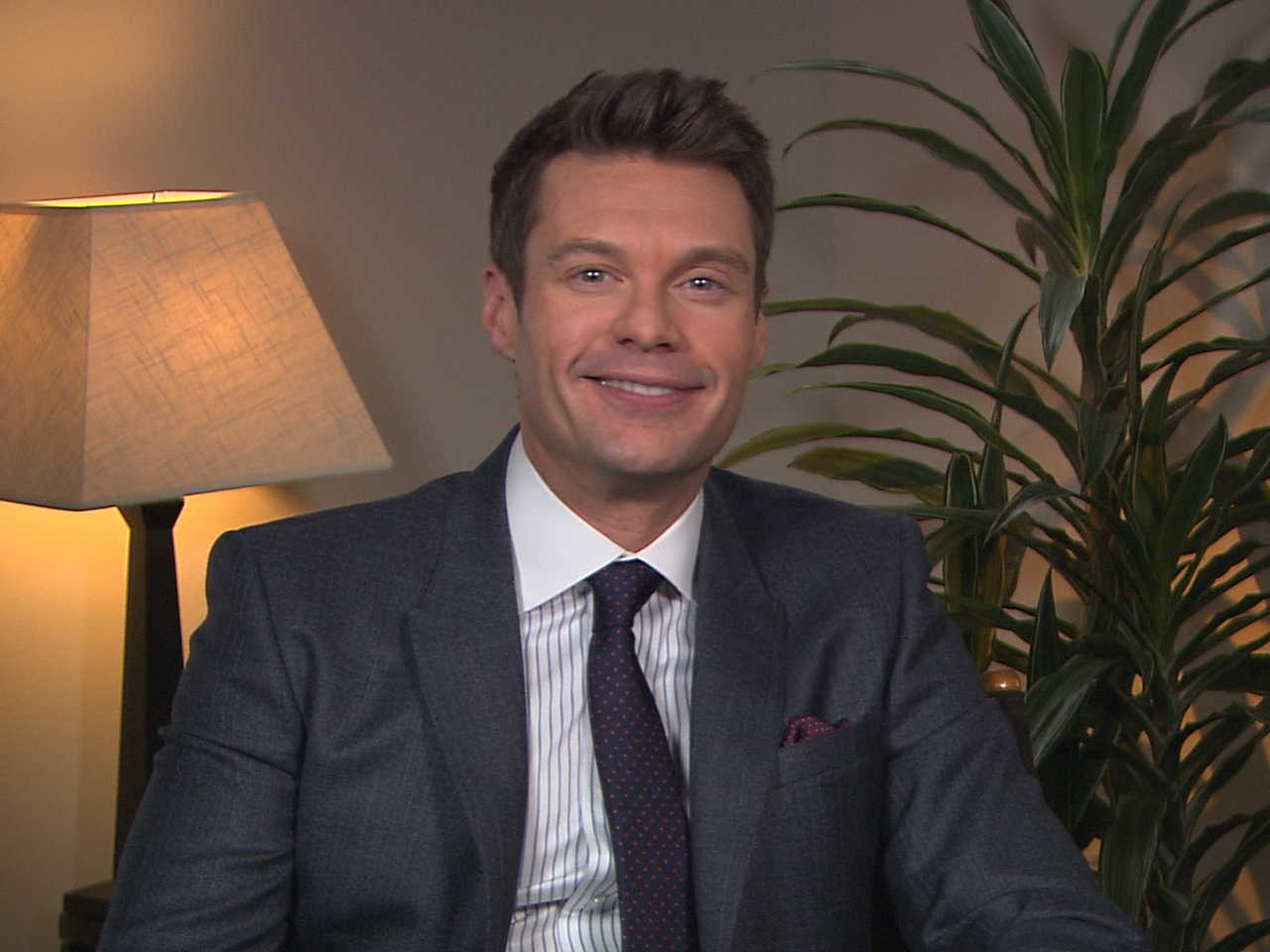 Ryan Seacrest Will Take a Seat Next to Kelly Ripa