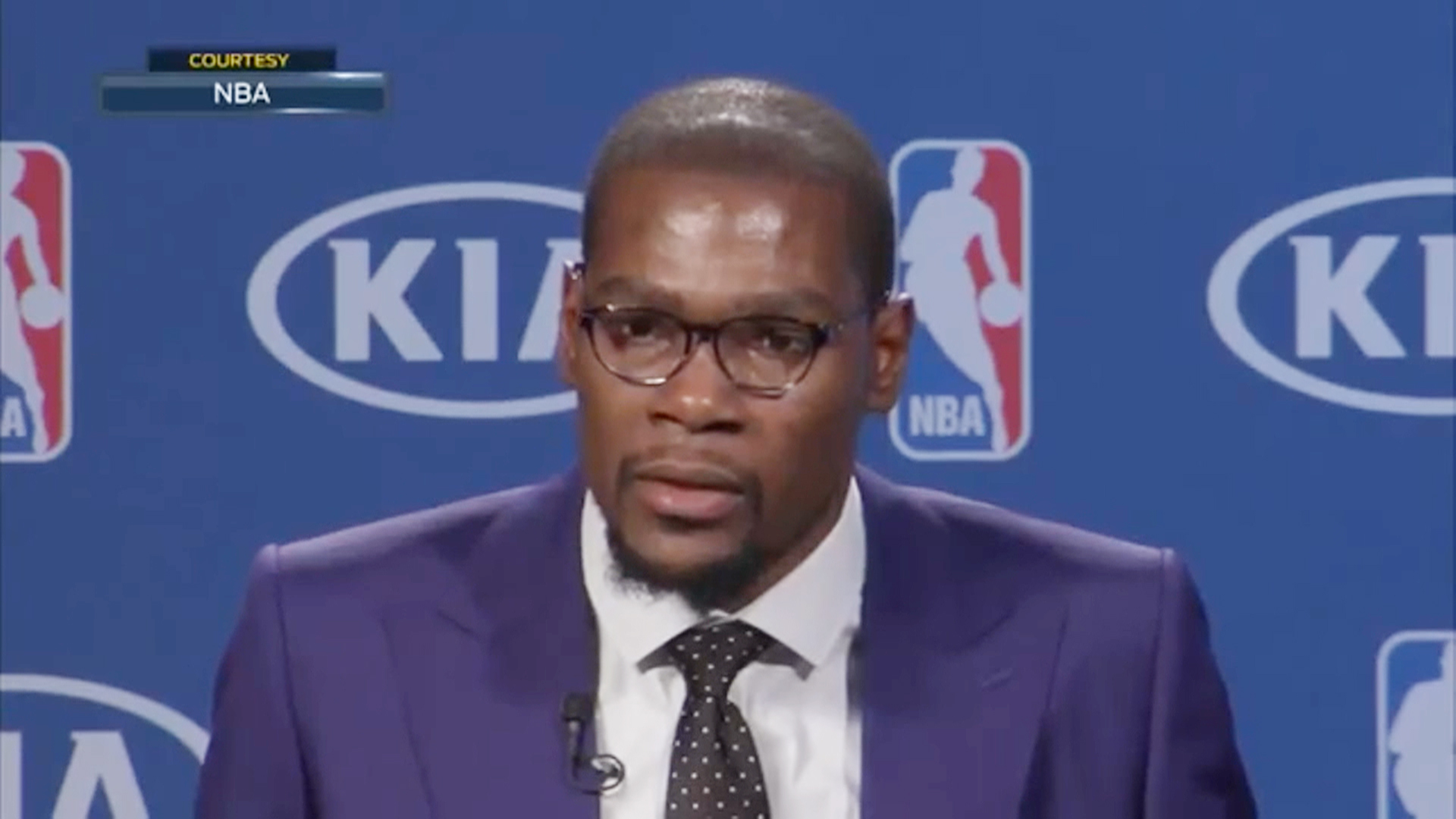 Kevin Durant thanks mom: 'You're the real MVP' - TODAY.com | 1920 x 1080 jpeg 555kB
