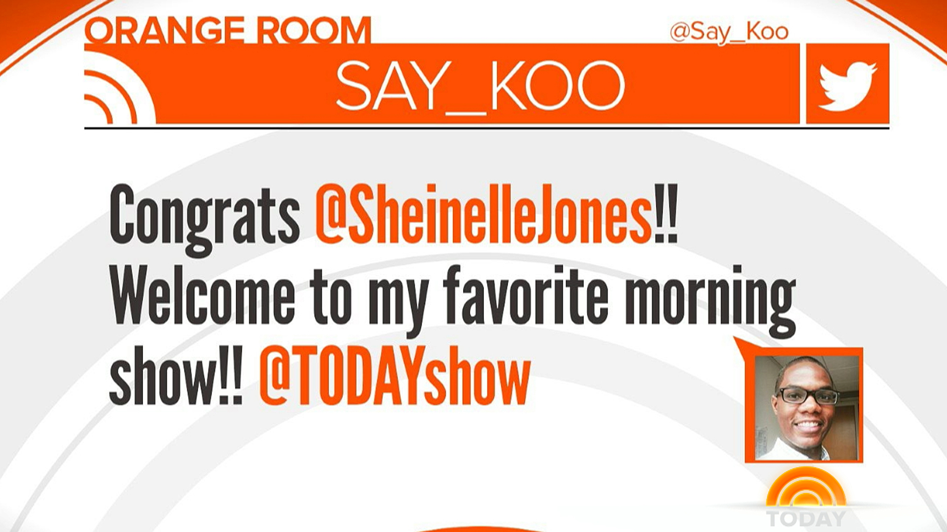 four things you should know about weekend todays sheinelle jones