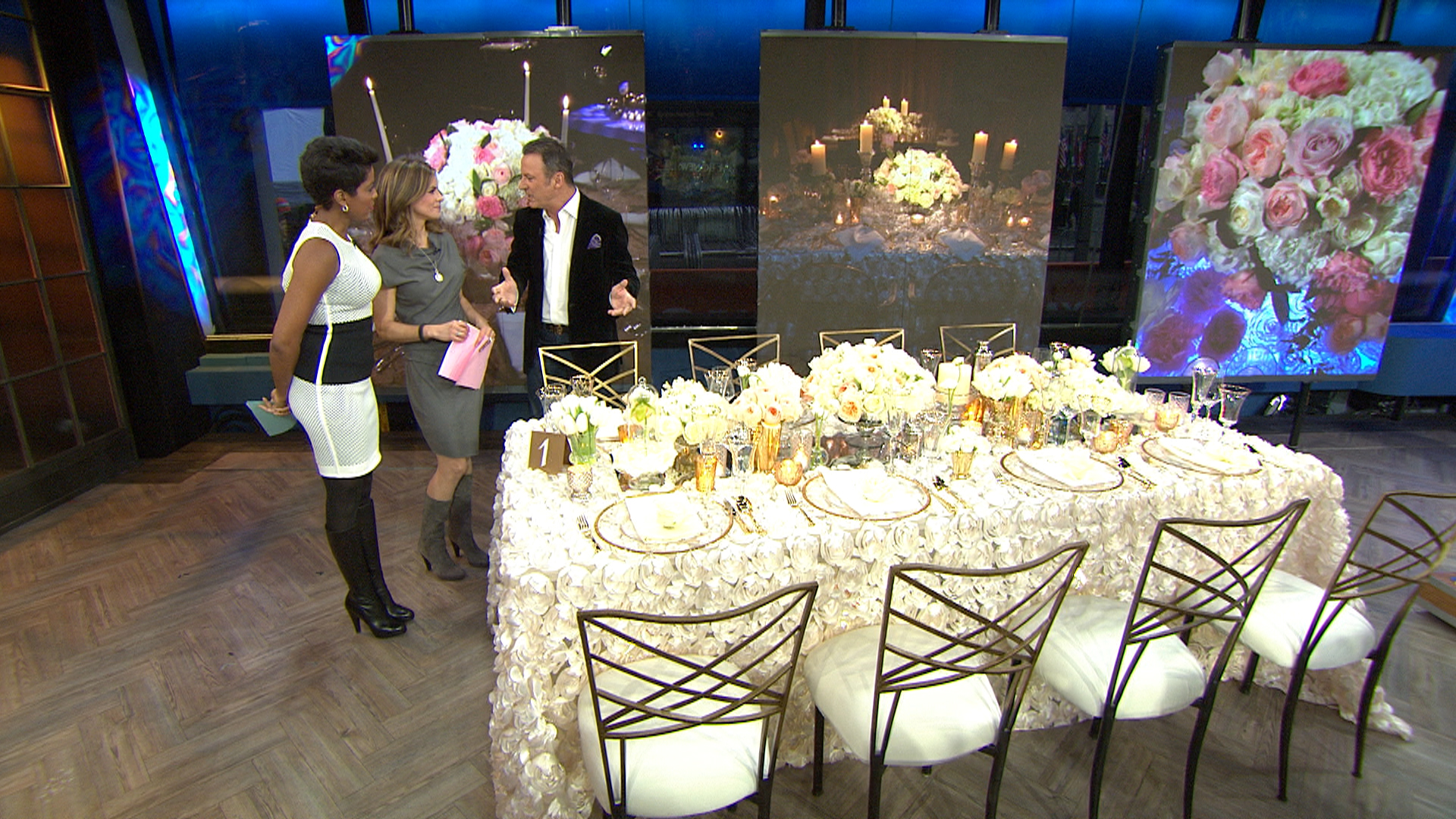 60th Birthday Dinner Party Ideas Part - 26: Today Show