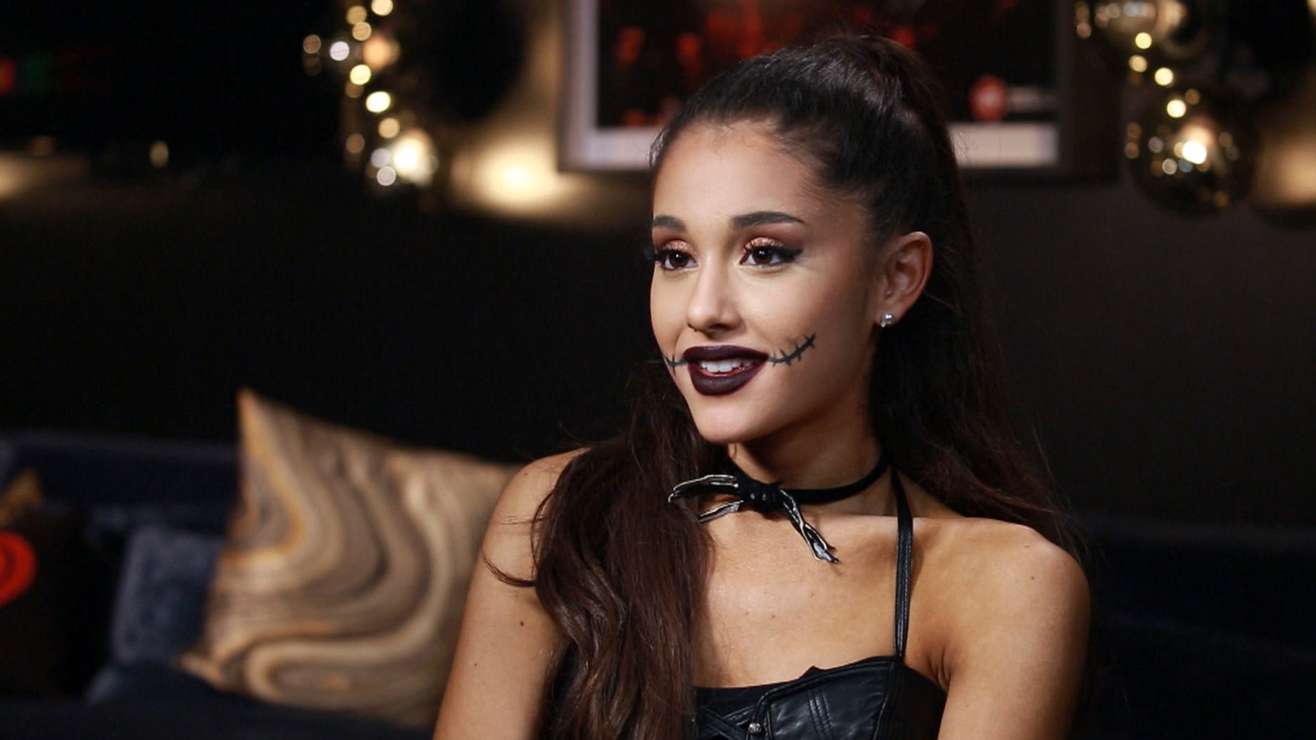 ariana grande is thrown into focus for halloween 2015 todaycom