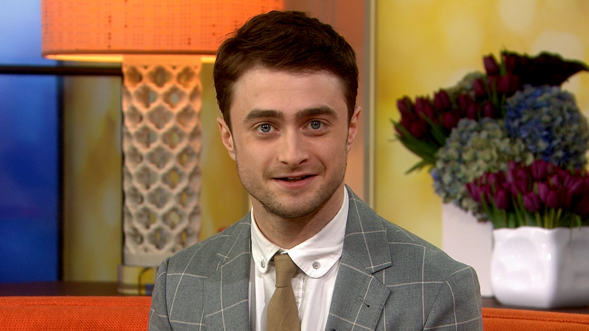 from Ronald daniel gay news radcliffe
