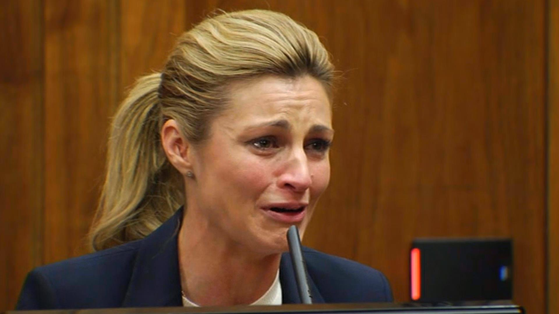 Erin Andrews Gives Tearful Testimony In Stalker Trial -3923