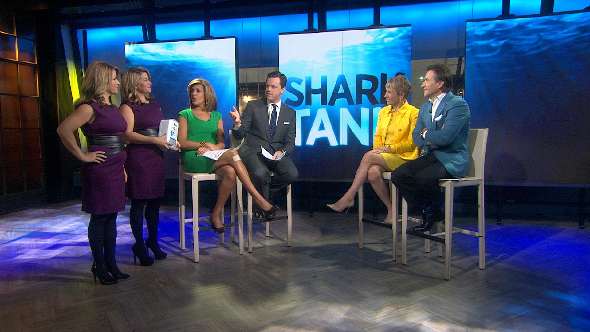Shark Tank Investors Recall Inventor Who Frightened