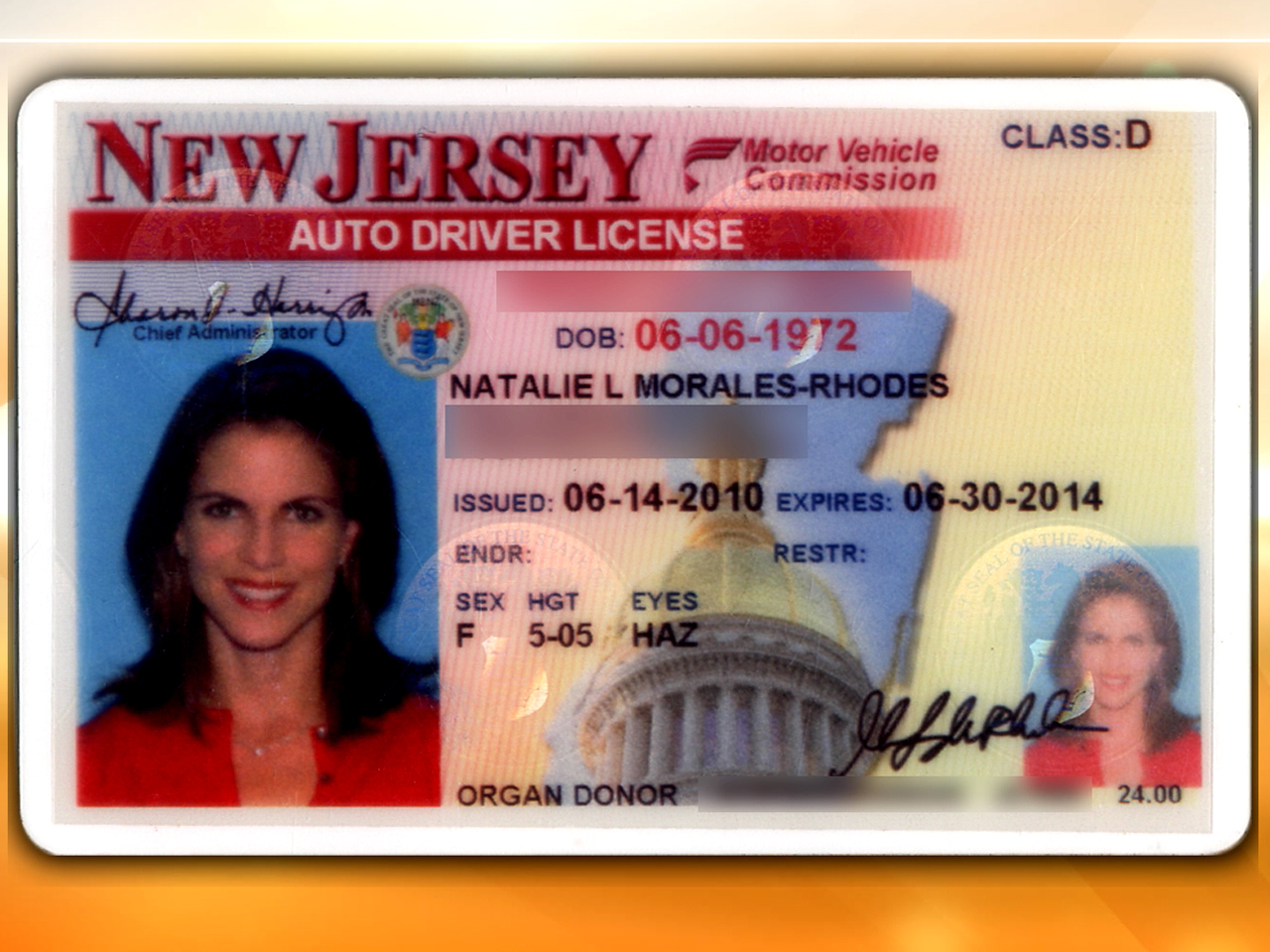 what documents are needed to renew drivers license in nj