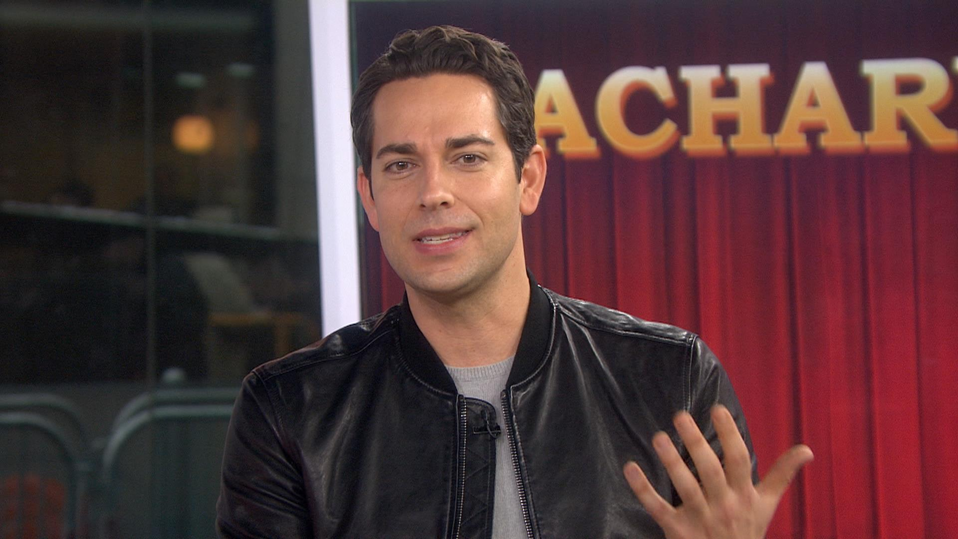 Zachary Levi Talks Broadway Return In She Loves Me