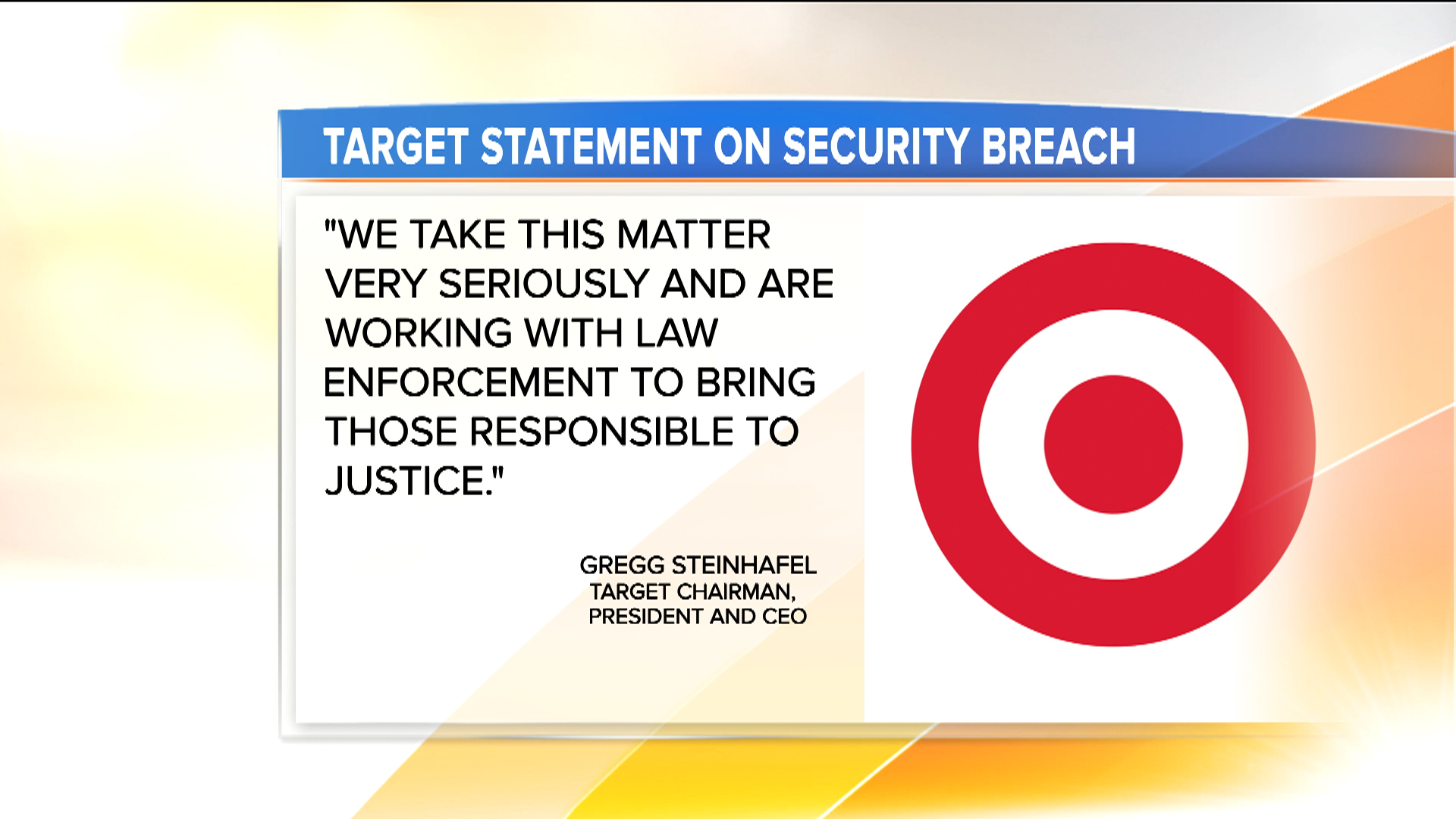 data security breach for target The target breach was just the beginning of a series of massive retail data assaults that would expose critical weaknesses in enterprise data security and payment systems.