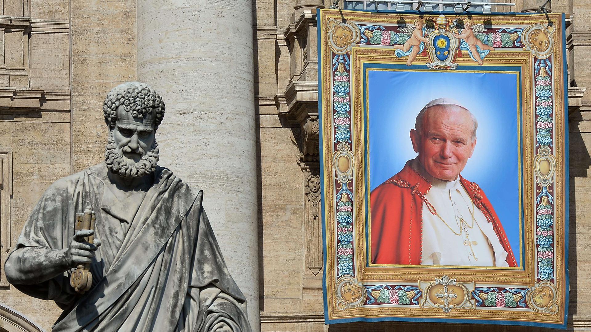 Holy Moolah: John Paul II Canonization Sponsored by Banks, Oil Giant