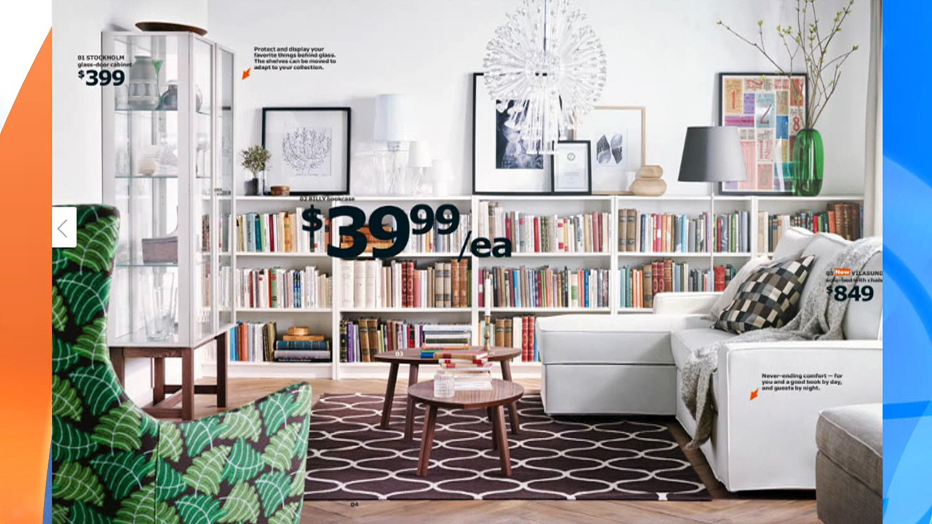 ikea reveals 75 of catalog images are cgi. Black Bedroom Furniture Sets. Home Design Ideas
