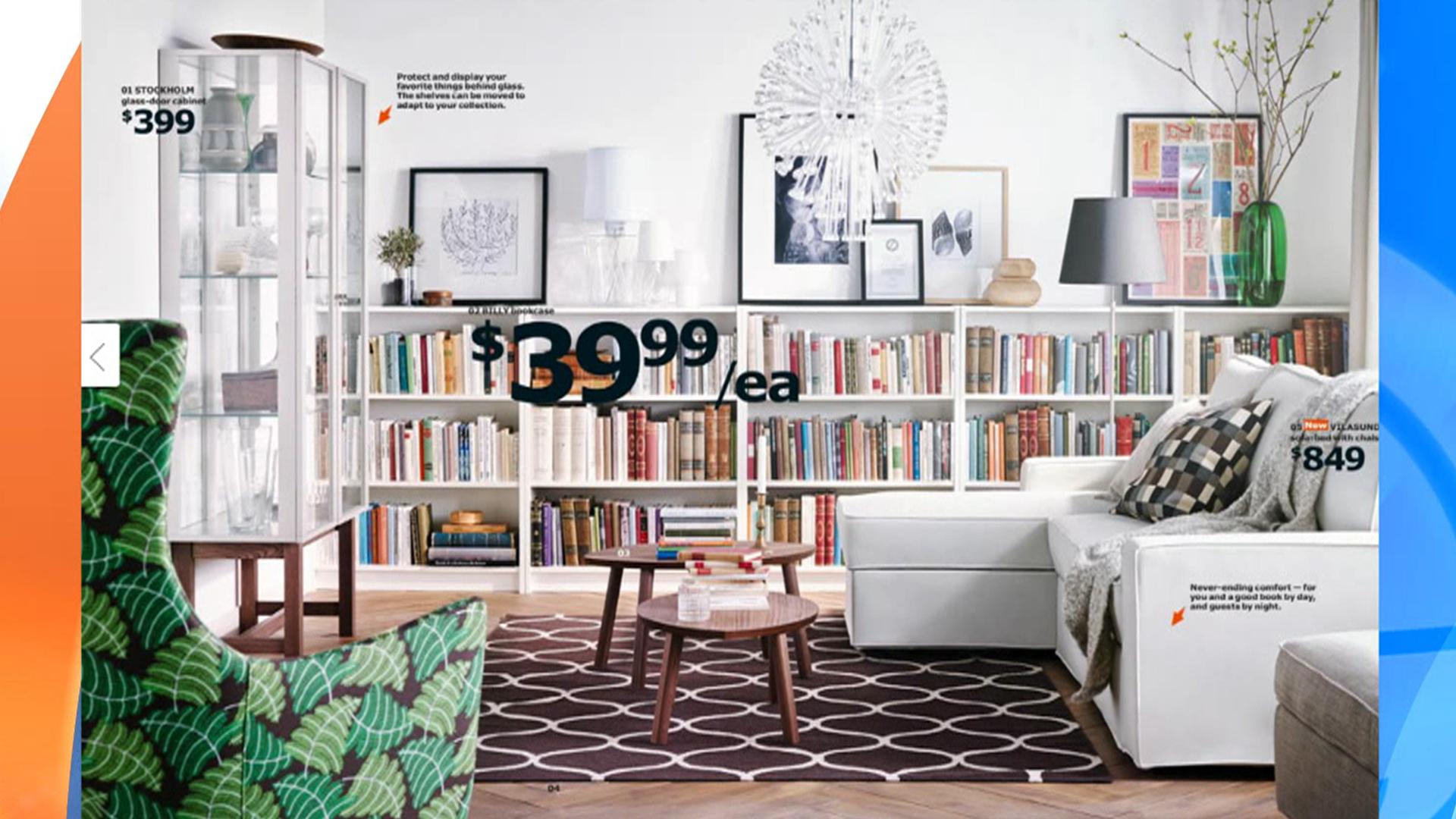 ikea reveals 75 of catalog images are cgi. Black Bedroom Furniture Sets. Home Design Ideas