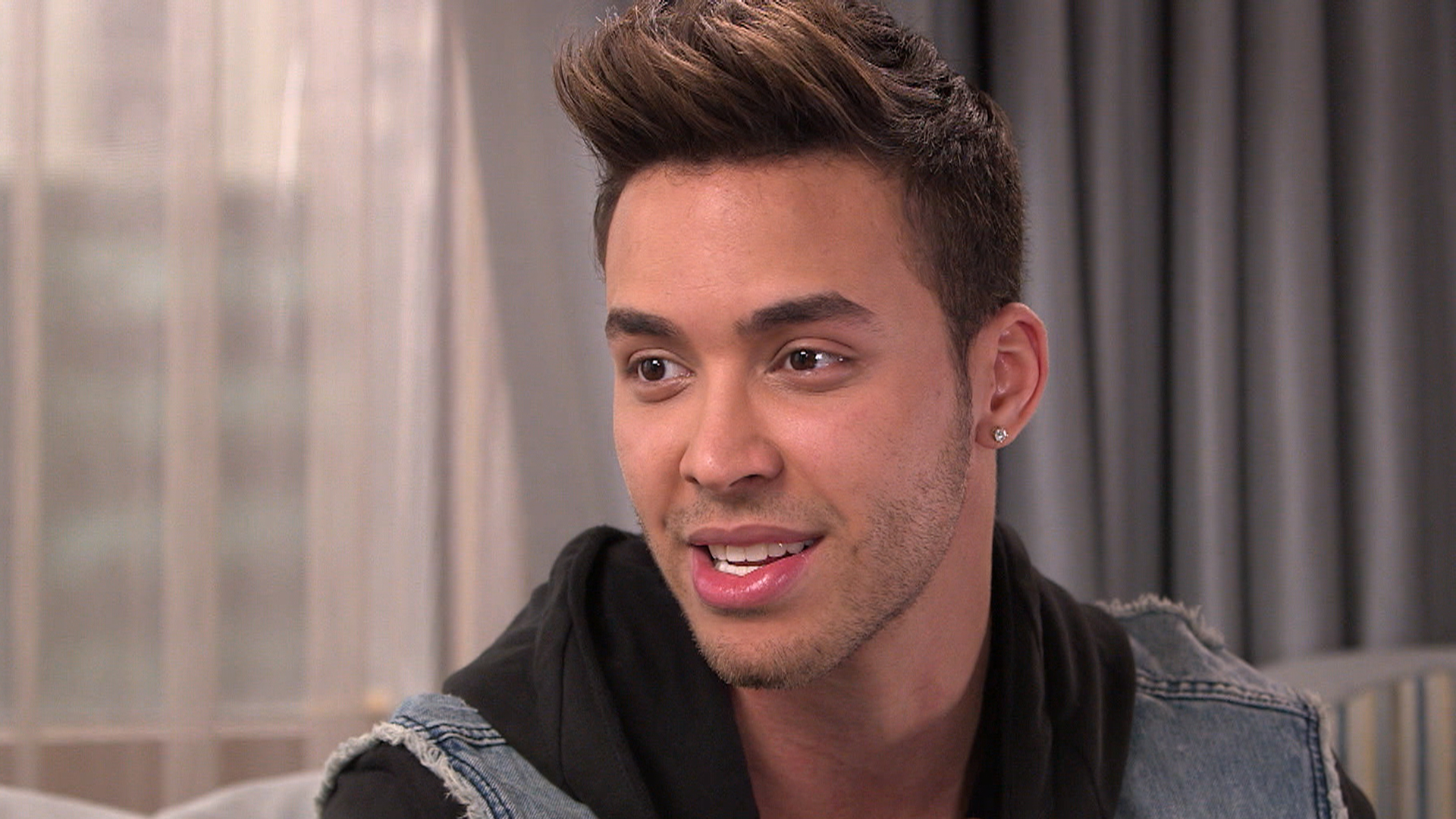 prince royce haircut prince royce talks about his bachata success looks to 9844 | tdy viva singer 151008
