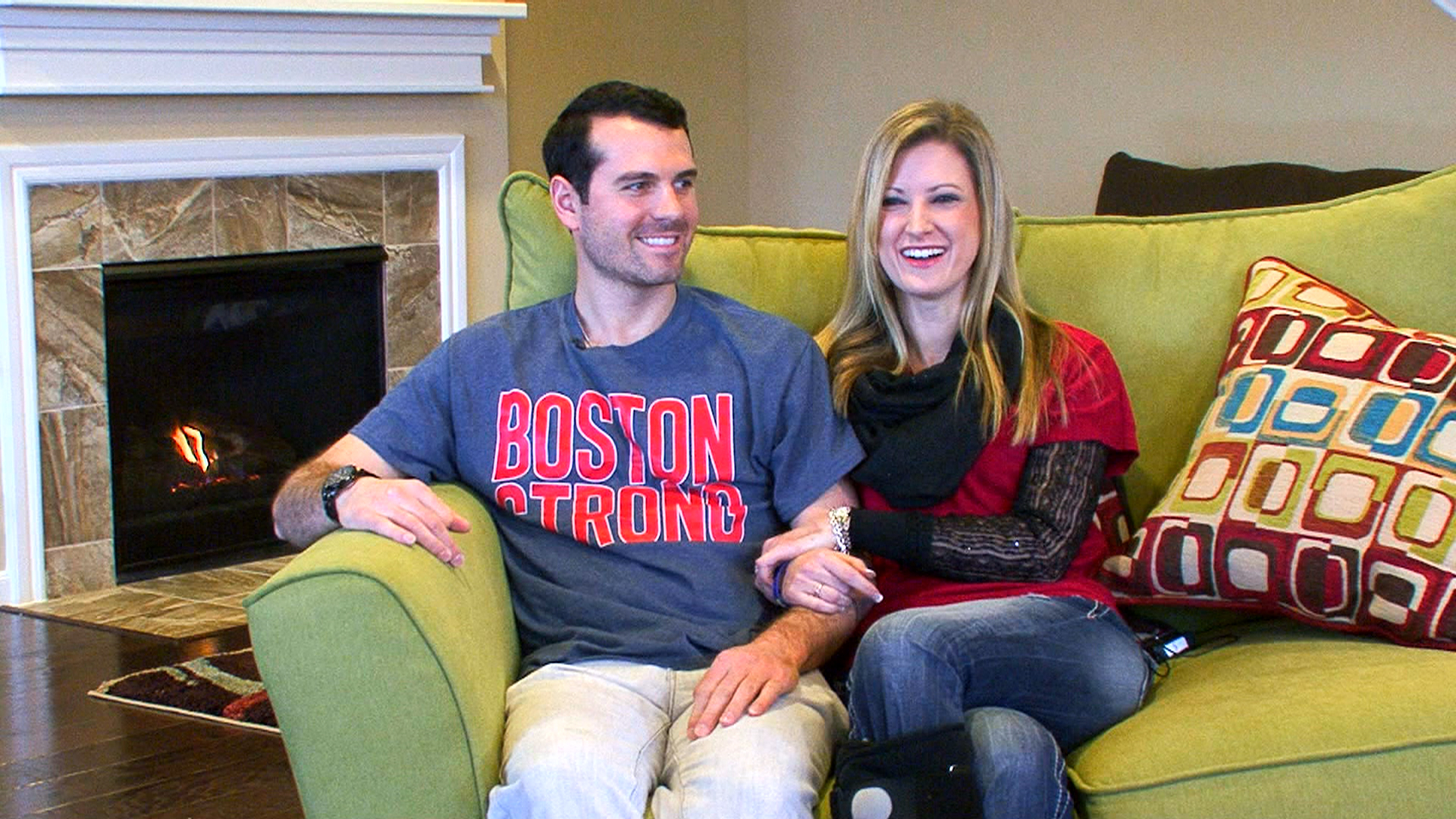 Boston Marathon Survivor Rebekah DiMartino Has Leg Amputated