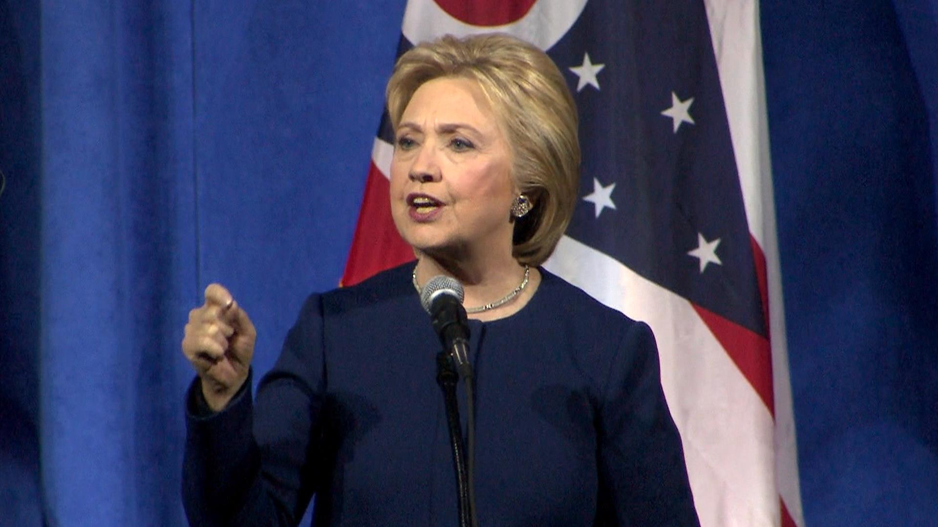 Can Hillary Clinton secure the nomination Tuesday? - TODAY.com