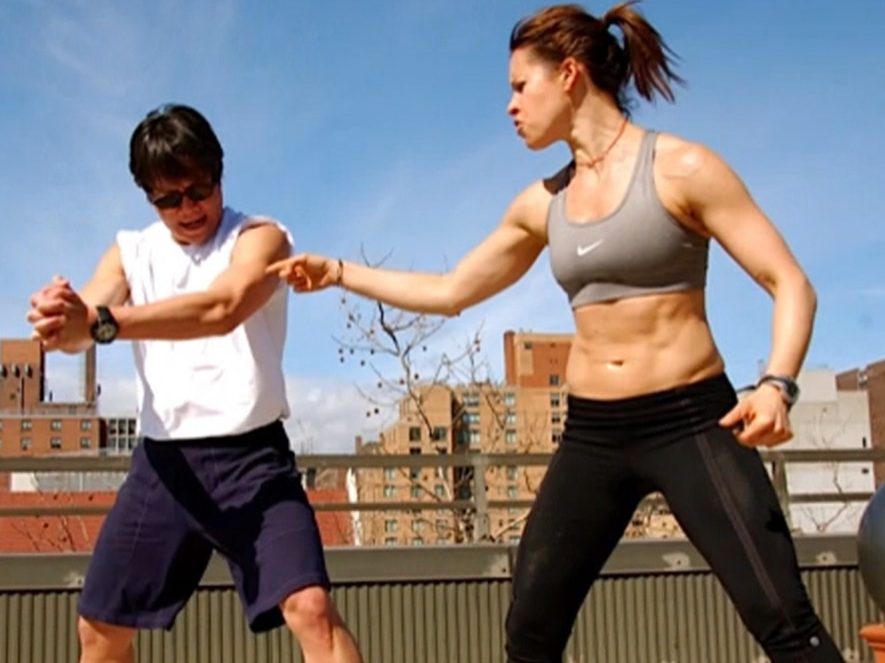 Get Moving Jenna Wolfe Will Whip You Into Shape