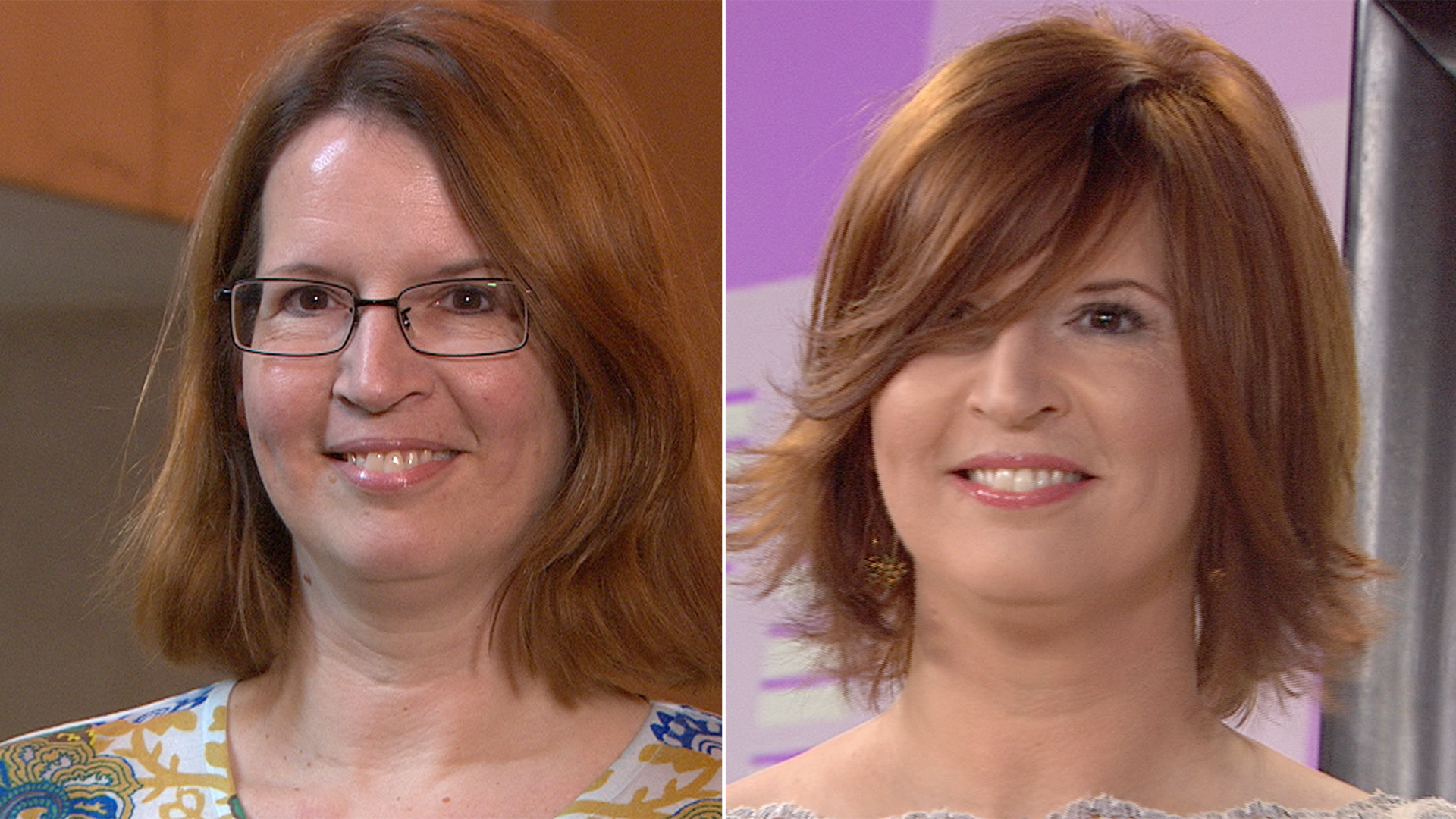 Caveman Makeover On Today Show : Today show ambush makeover hairstyle gallery