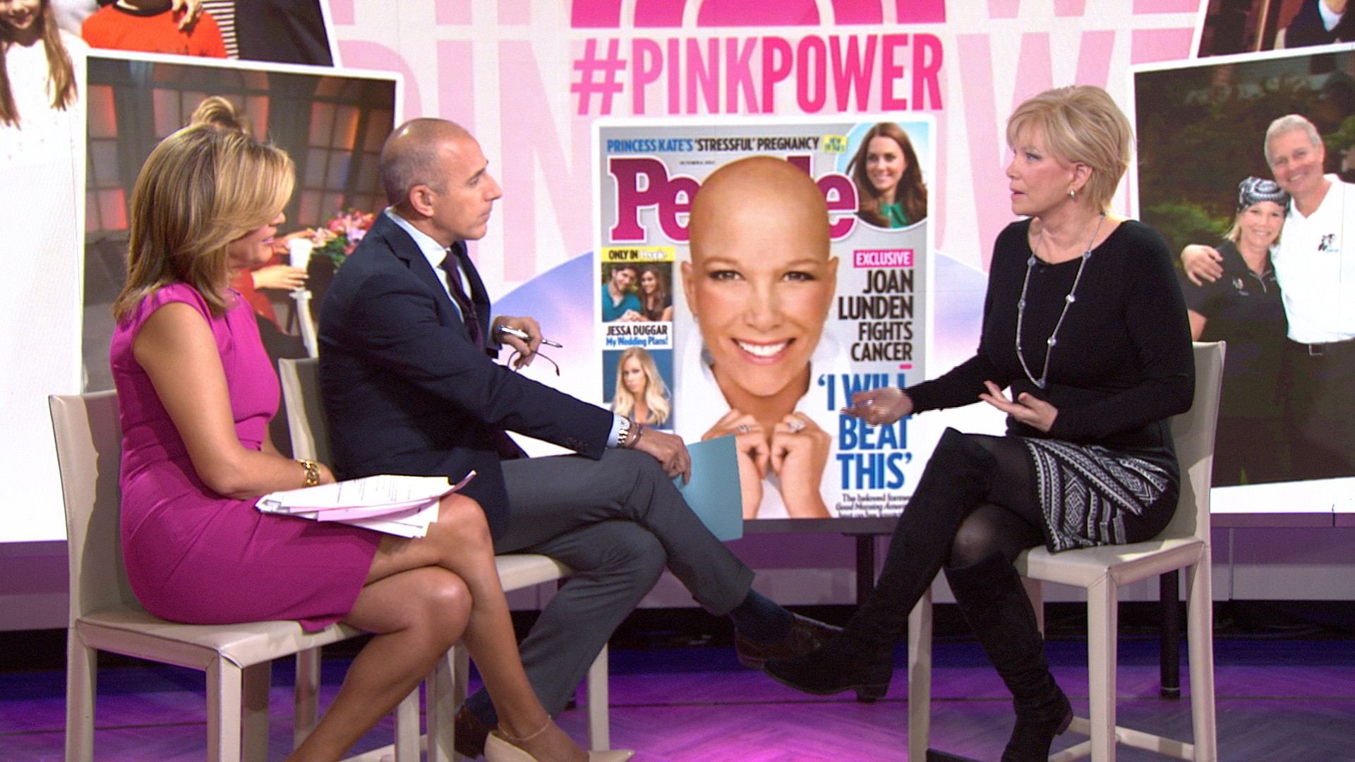 Joan Lunden Opens Up About Losing Her Hair Today Com