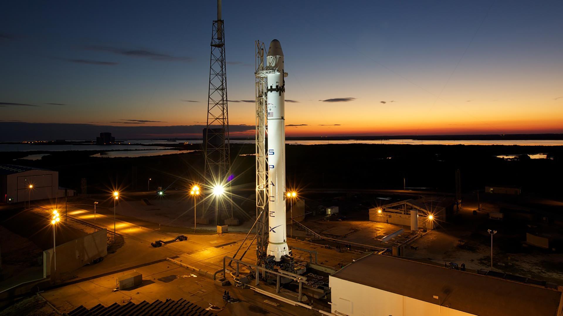 spacex cape canaveral fl - photo #45