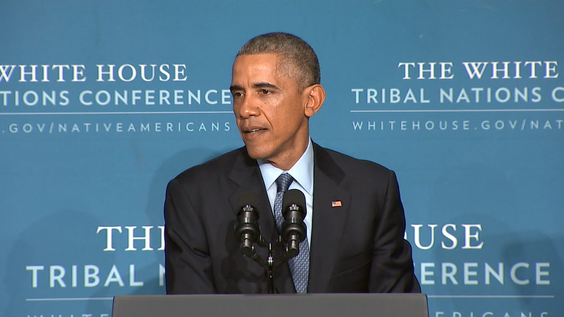 Pres. Obama: 'This is an American problem'