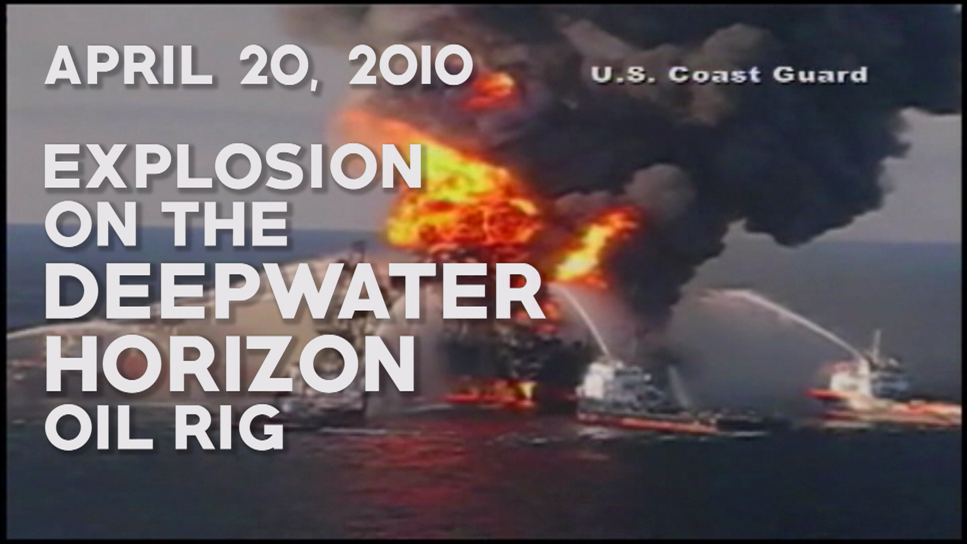 looking back on the bp oil spill five years later