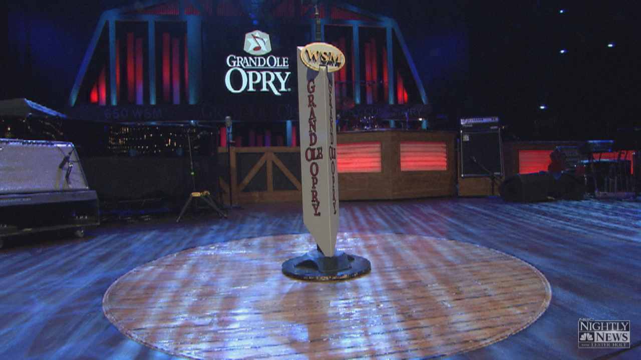 Country Music's Grand Ole Opry Celebrates 90 Years in Nashville