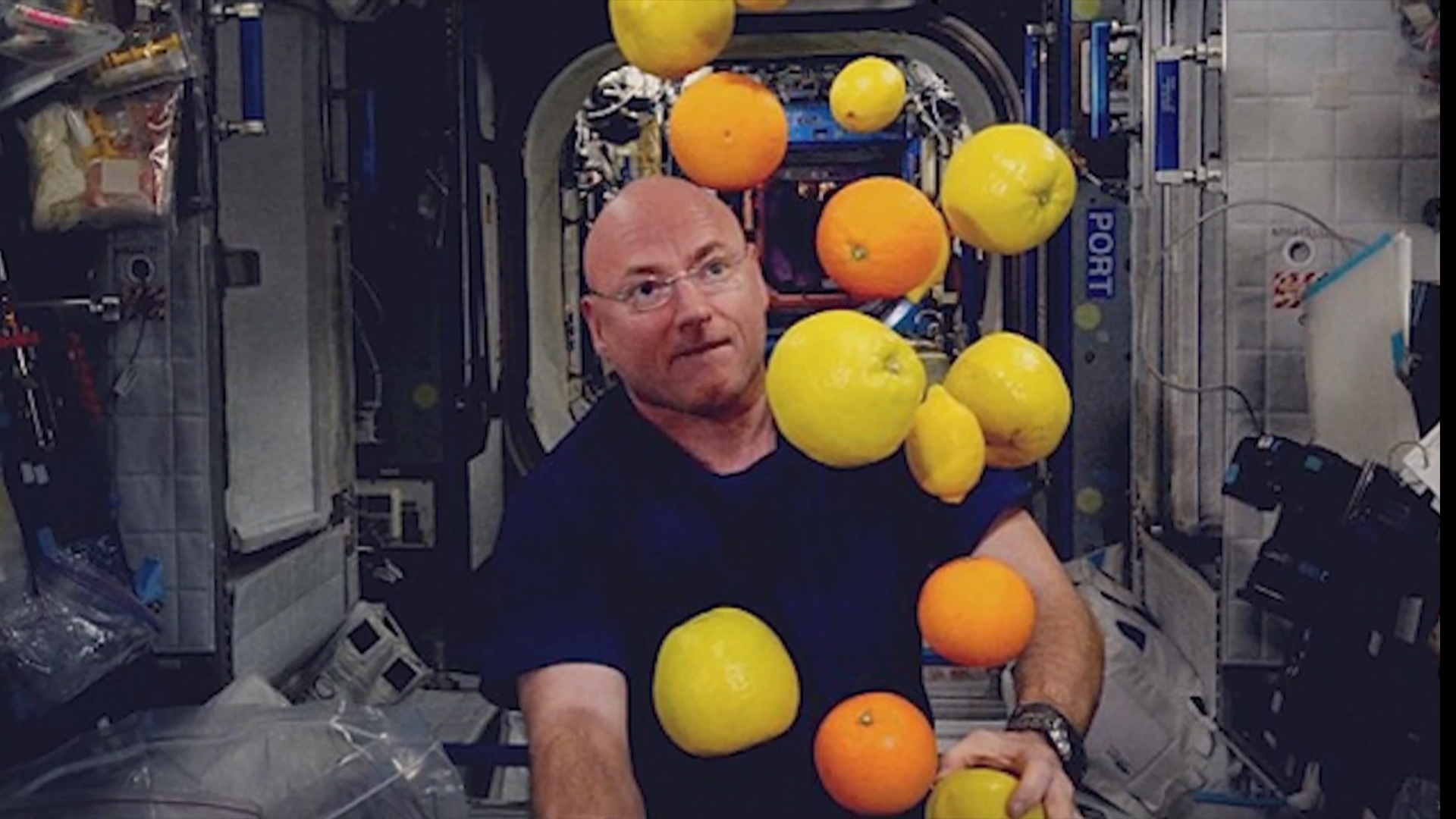 Astronaut Scott Kelly Sets Another Record for Time in Space