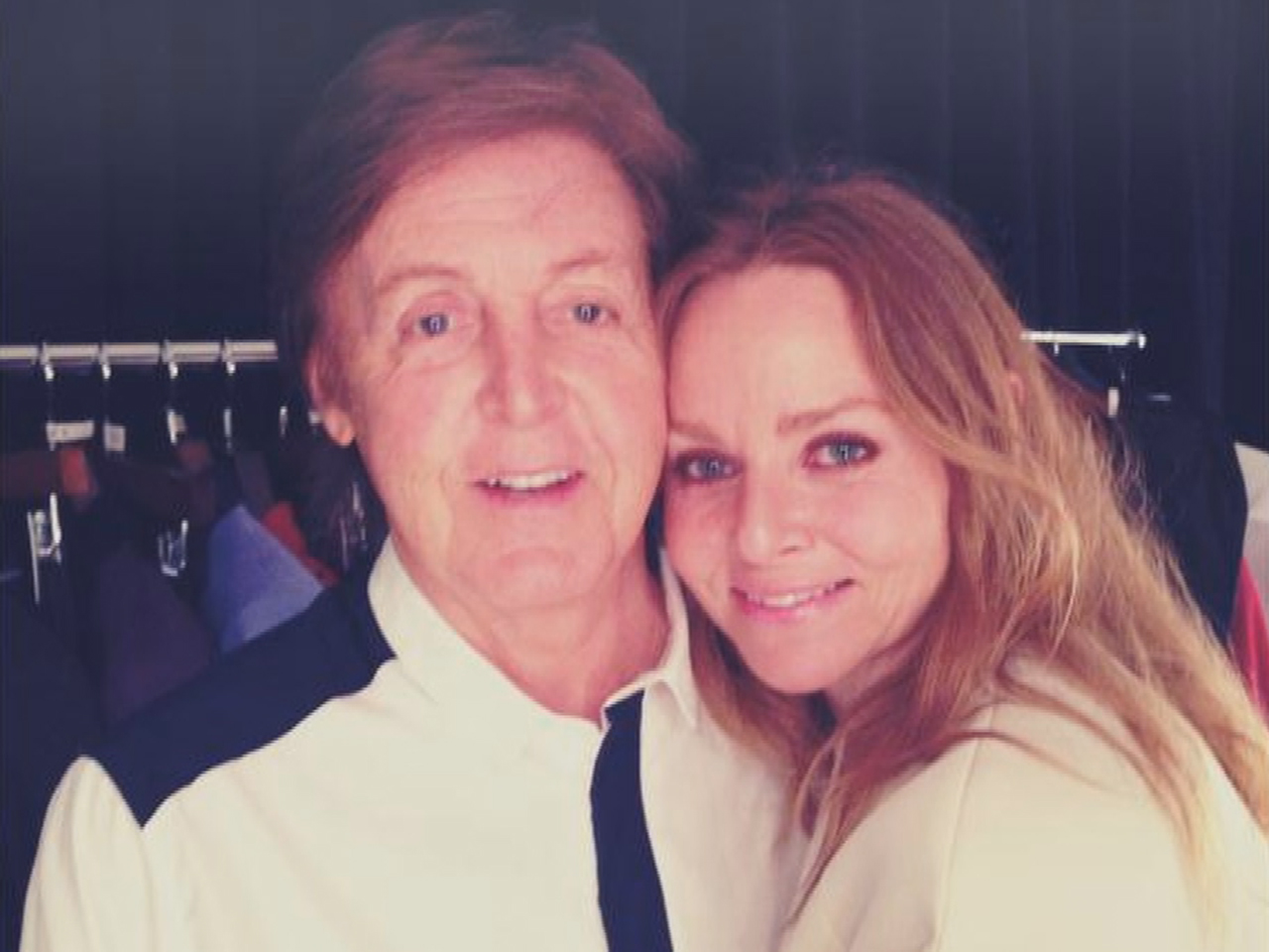 Paul McCartney Being Stellas Dad Pretty Cool