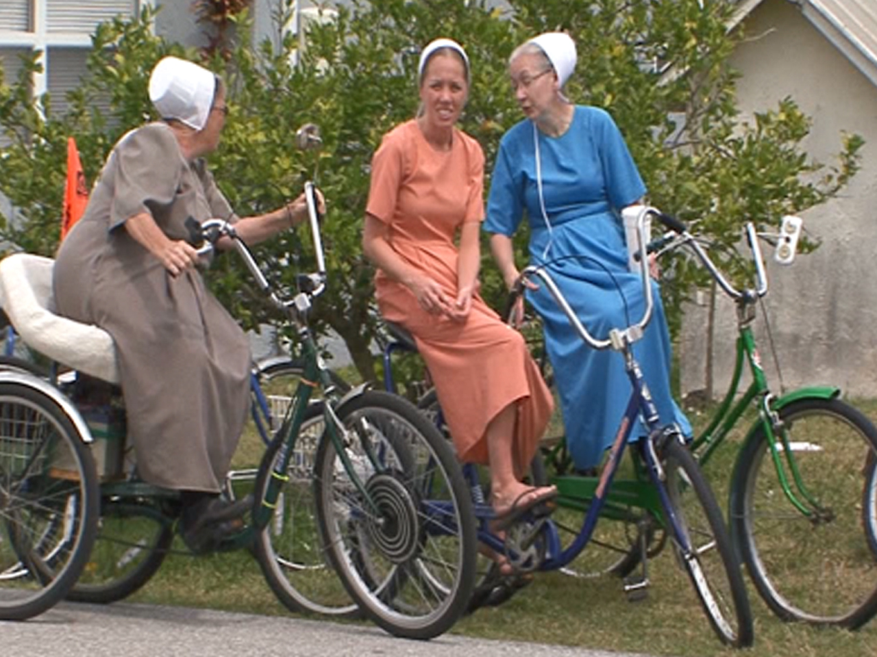 Amish In Florida Enjoy Paradise For Plain People Today Com