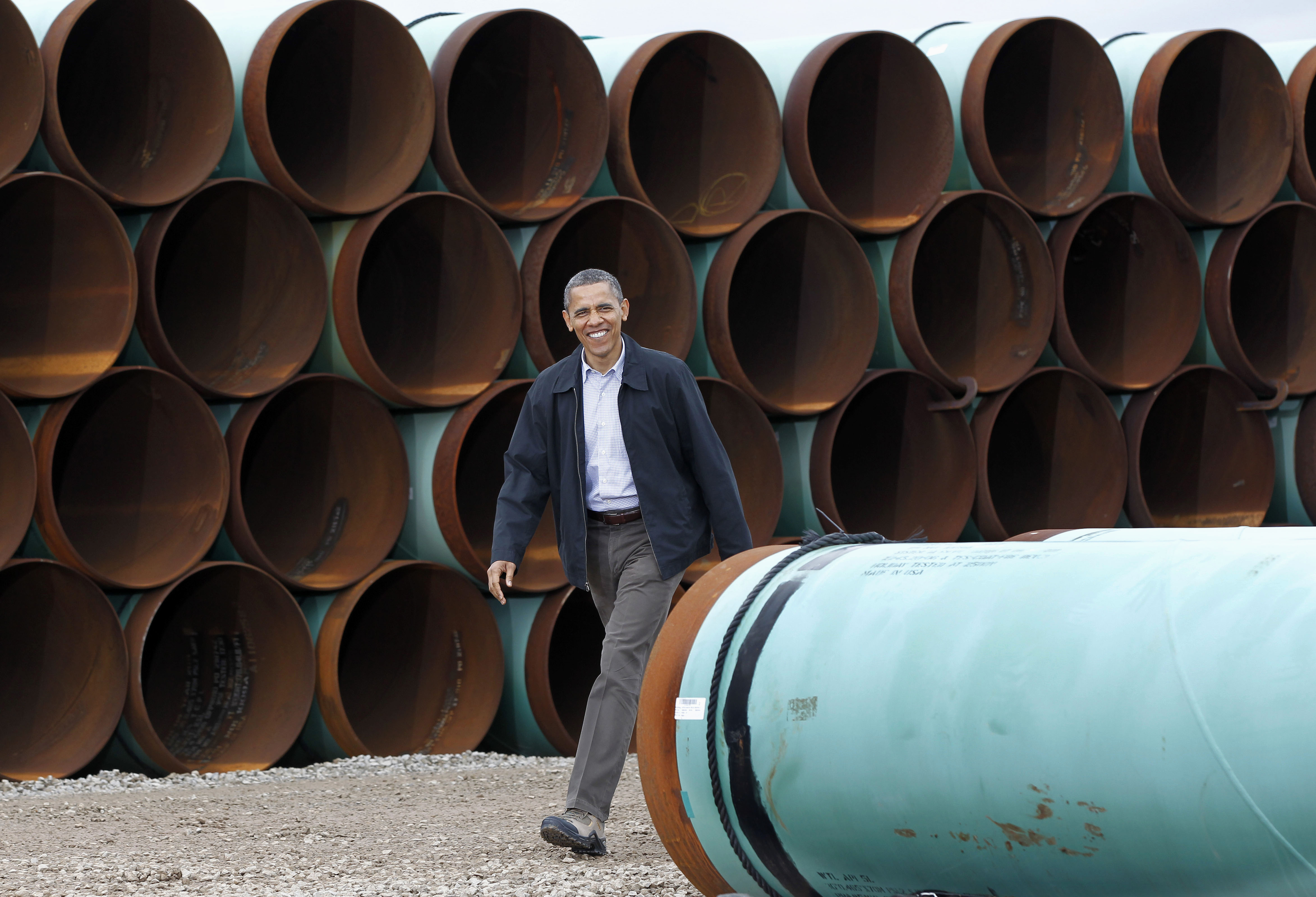 Keystone XL Pipeline Pollution May Be 4 Times More Than Estimate: Study