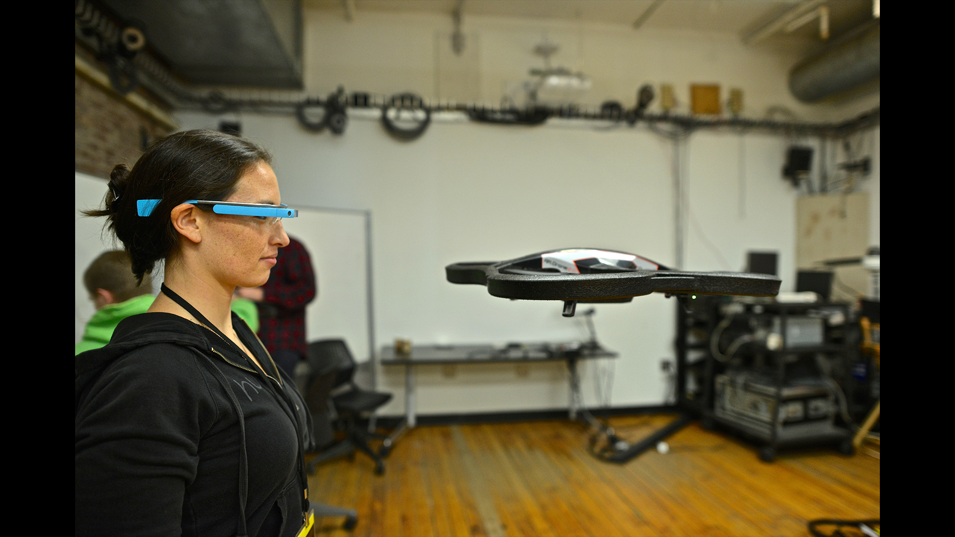 Drones Ready to Take Off on Test Flights in Texas