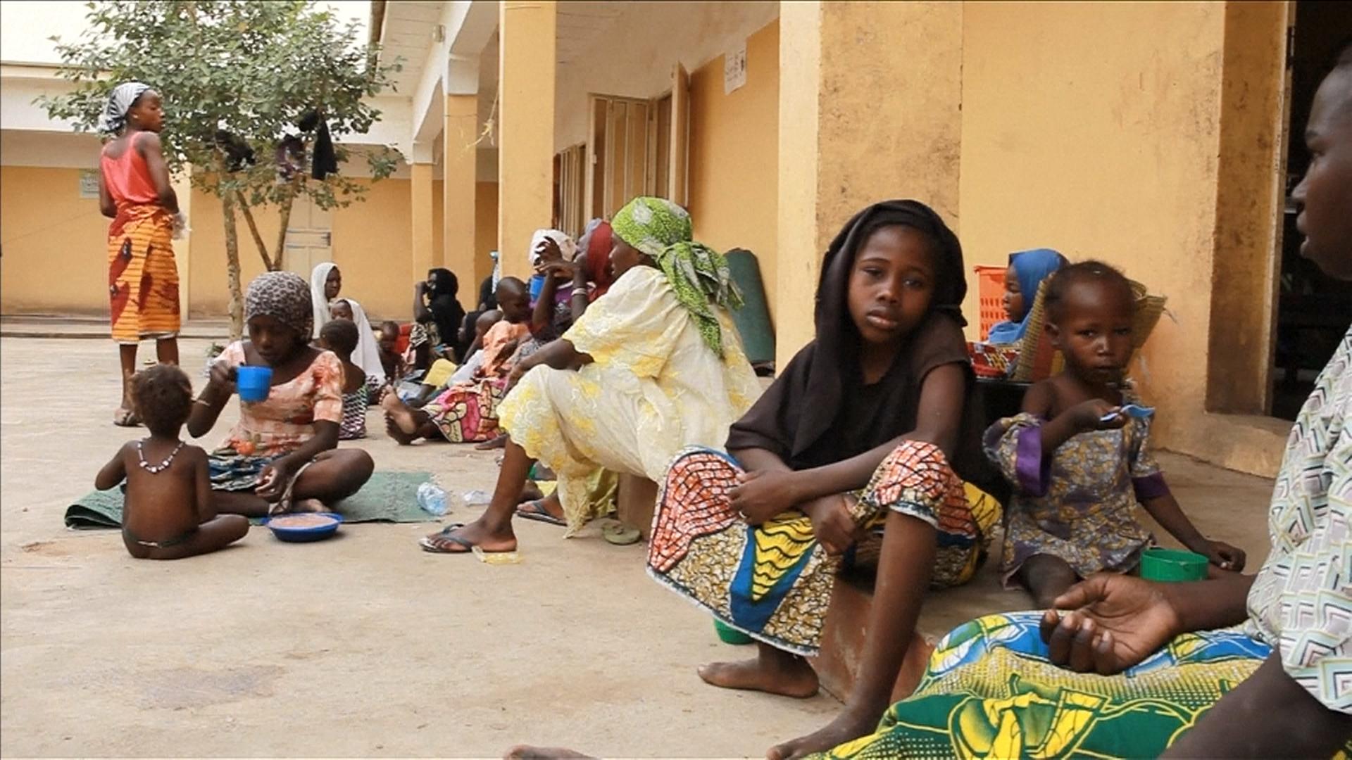 Freed Nigerian Women Tell of Boko Haram Horror