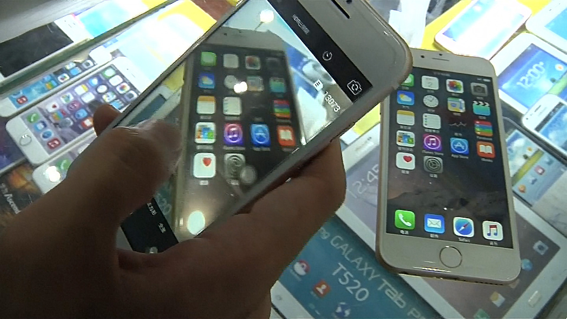 iphone gps spoof apple iphone 6s already on in china nbc news 11901