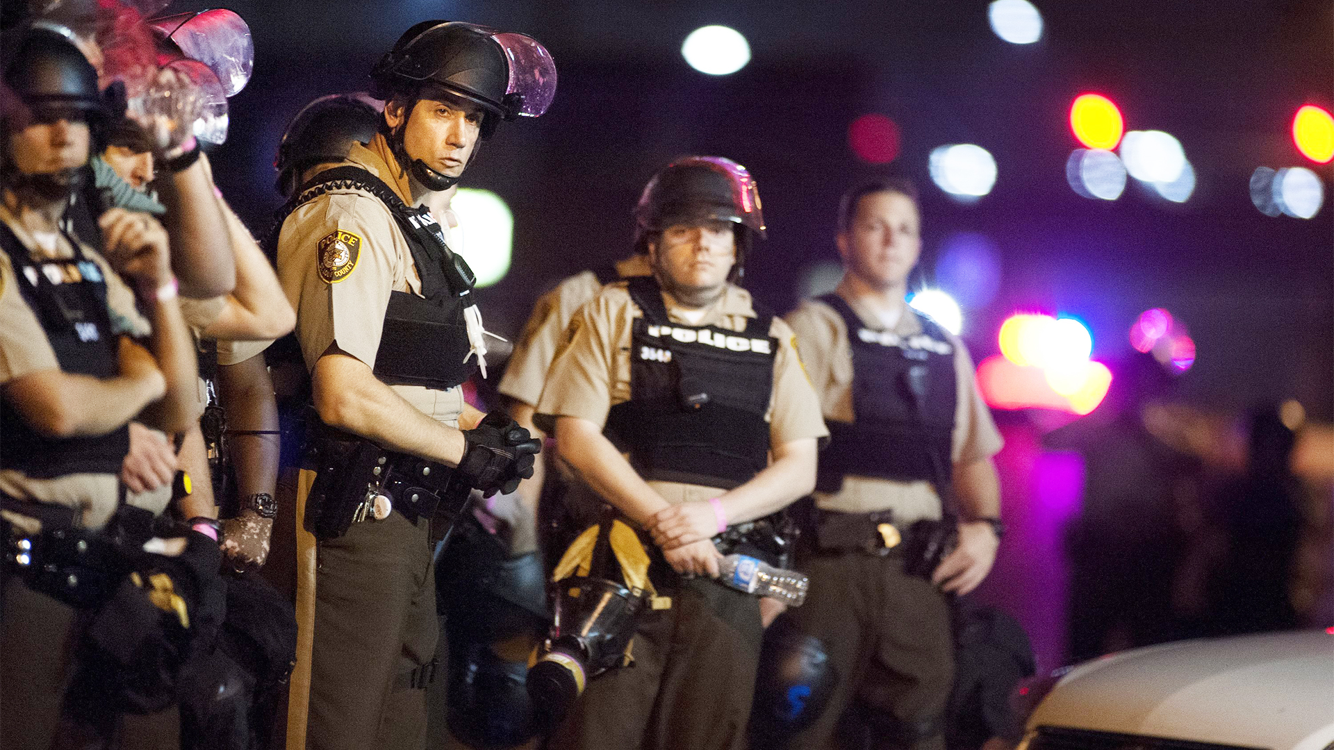 Michael Brown Anniversary: Police Shoot Suspect in Ferguson, Missouri
